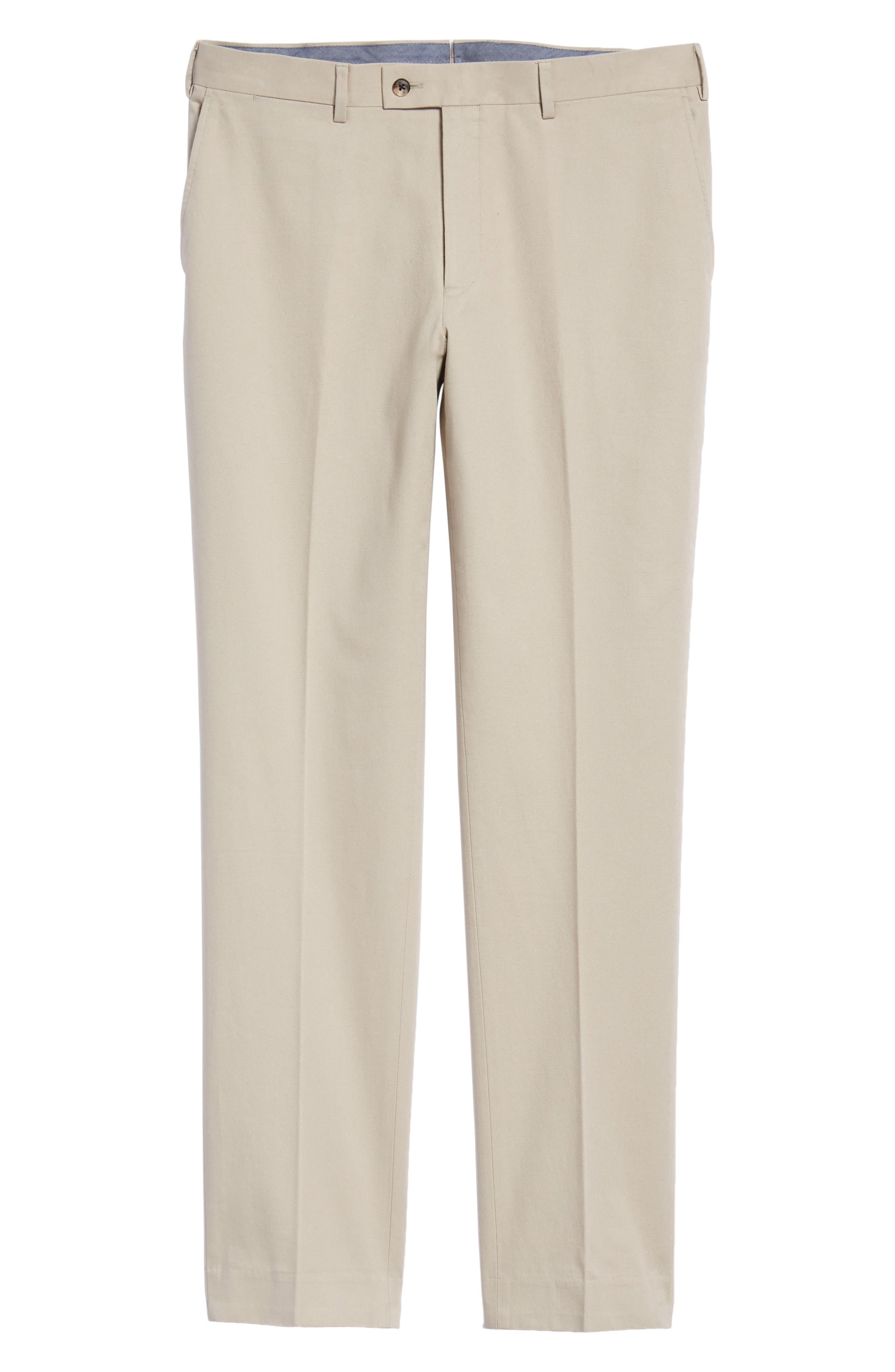 Finchley Regular Fit Pants,                             Alternate thumbnail 6, color,                             102