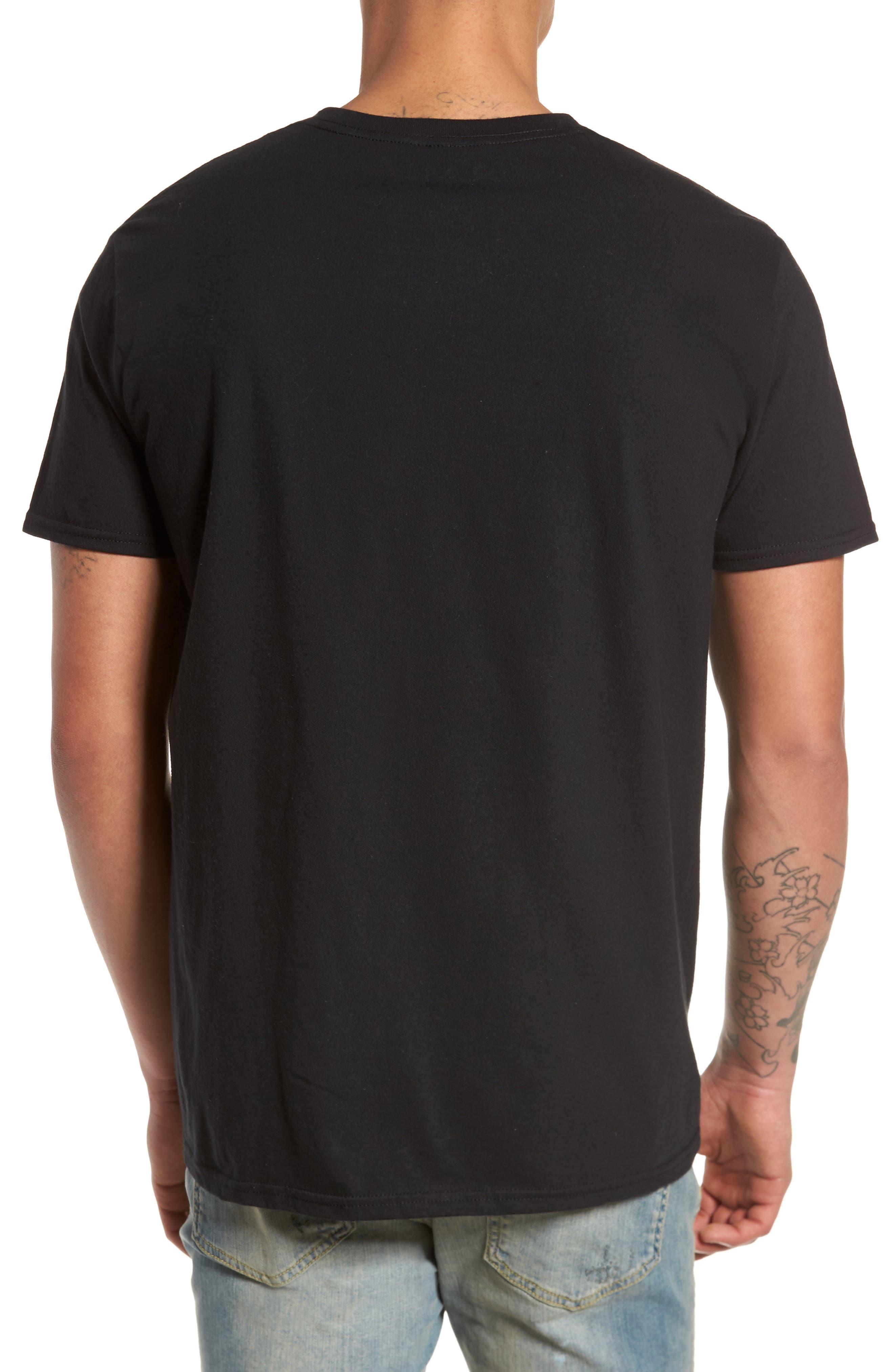 Muhammad Ali Graphic T-Shirt,                             Alternate thumbnail 2, color,                             001