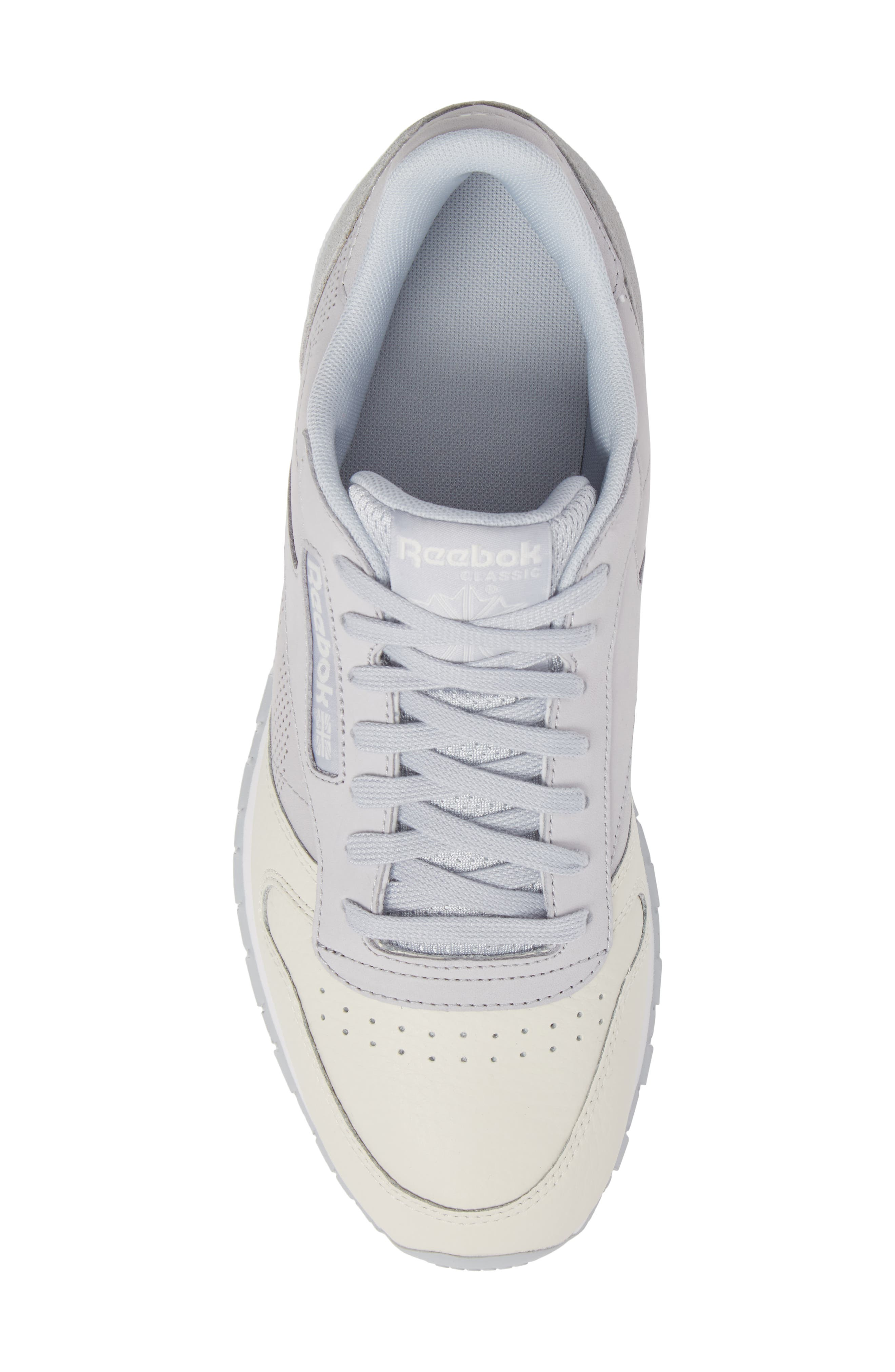 Classic Leather UE Sneaker,                             Alternate thumbnail 5, color,                             020
