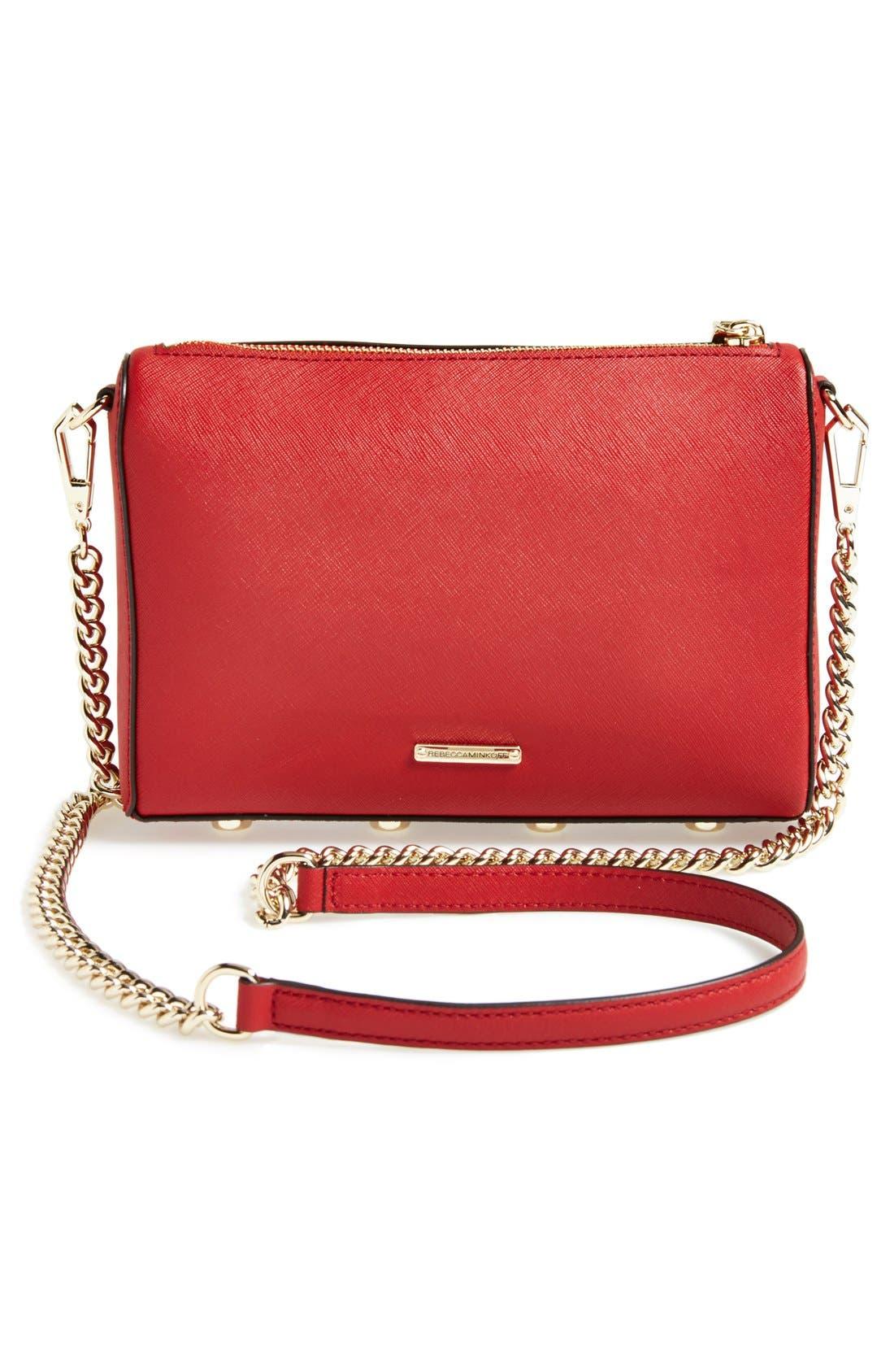 'Avery' Crossbody Bag,                             Alternate thumbnail 3, color,                             600
