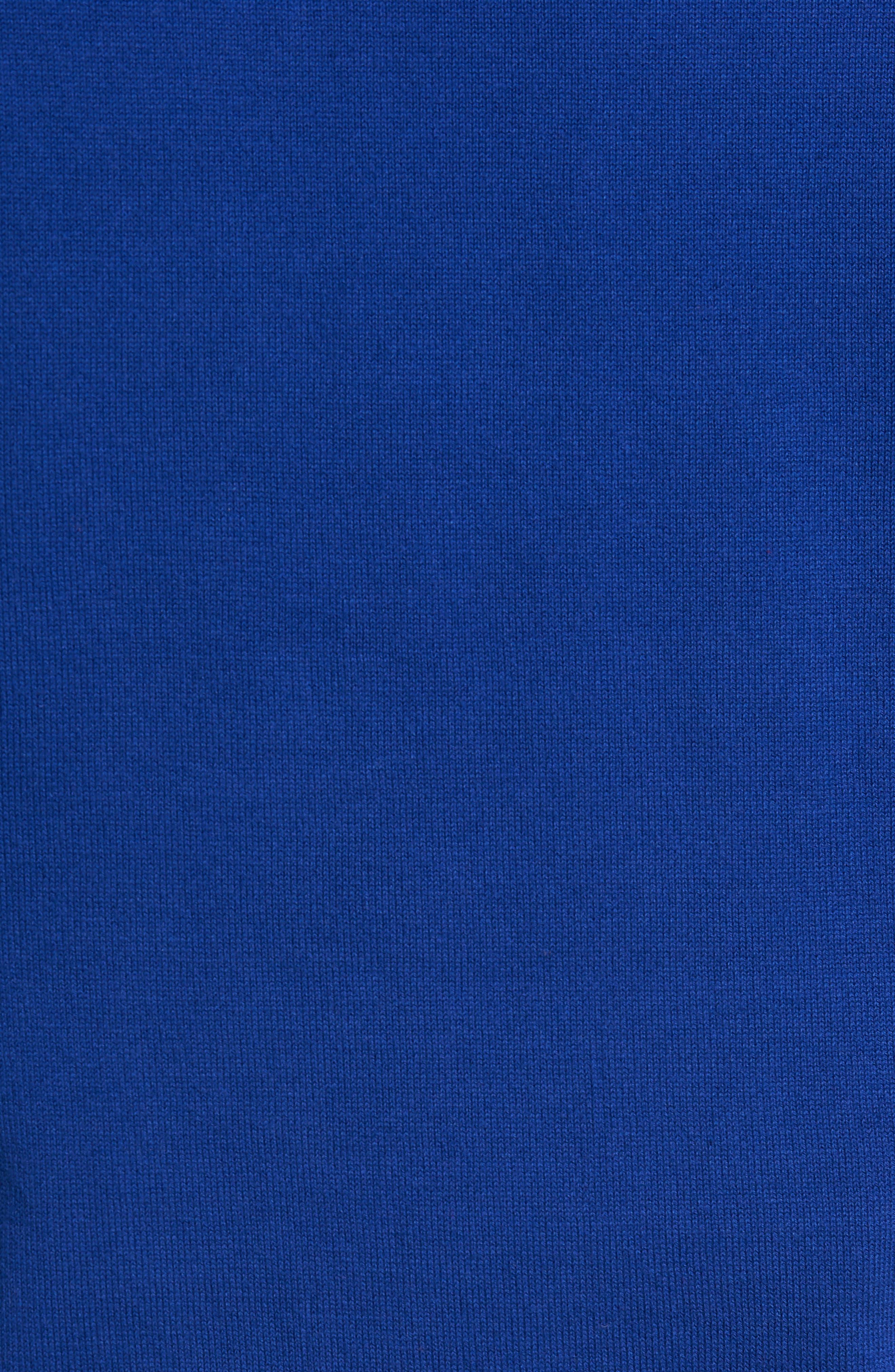 Lakemont Half Zip Sweater,                             Alternate thumbnail 5, color,                             BOLT