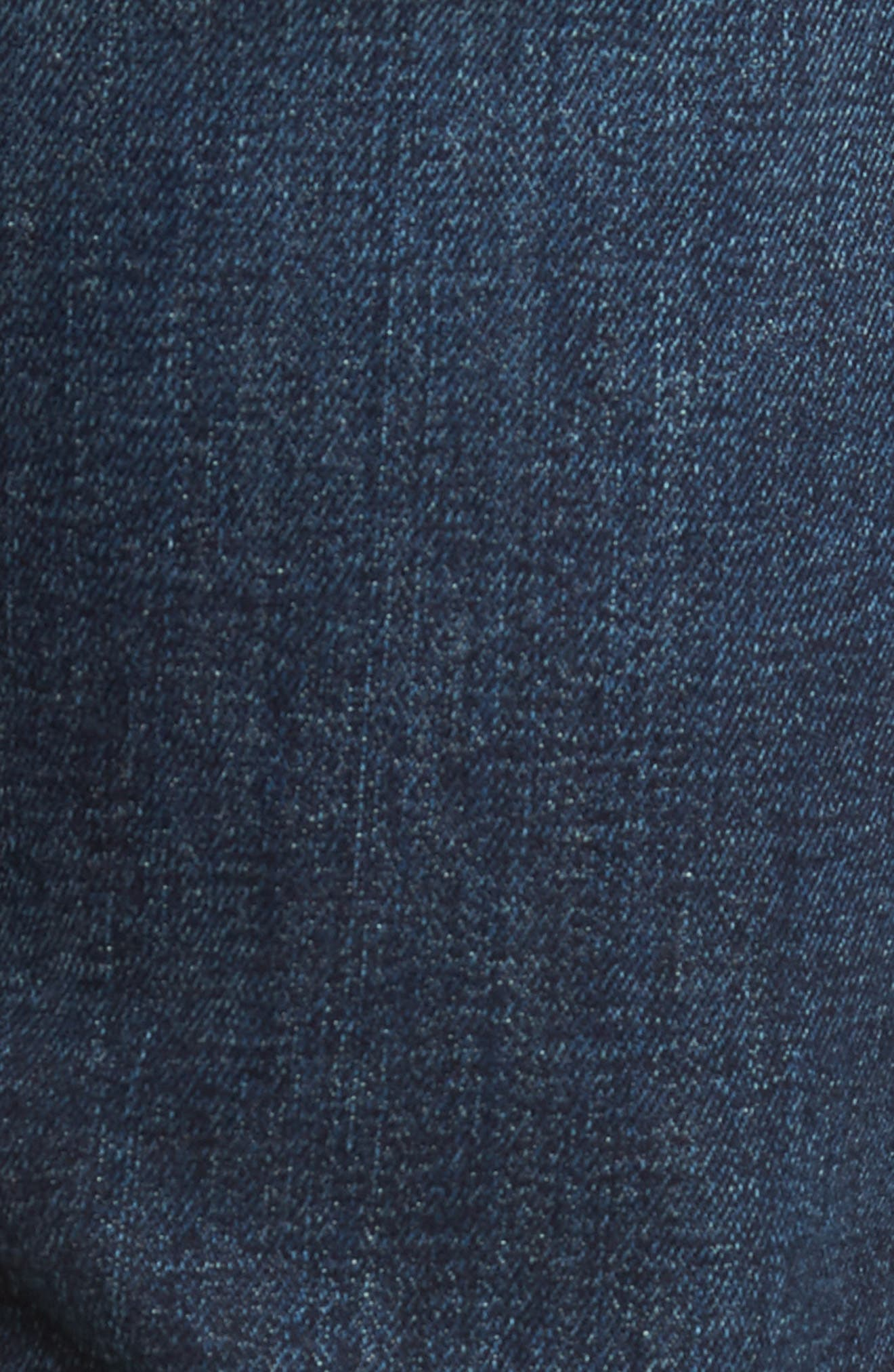 The Standard Straight Leg Jeans,                             Alternate thumbnail 5, color,                             402