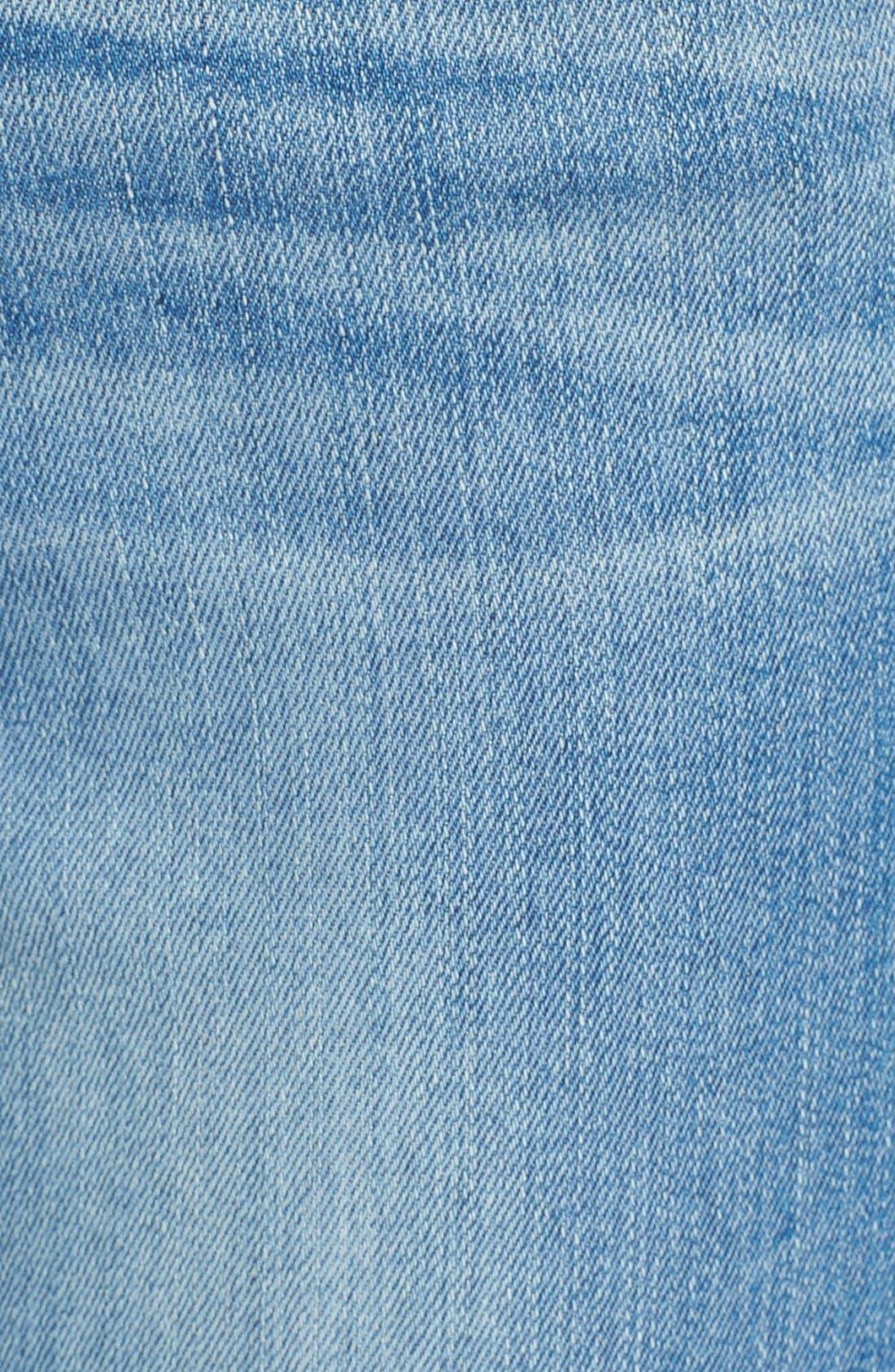'Le High Flare' Jeans,                             Alternate thumbnail 16, color,