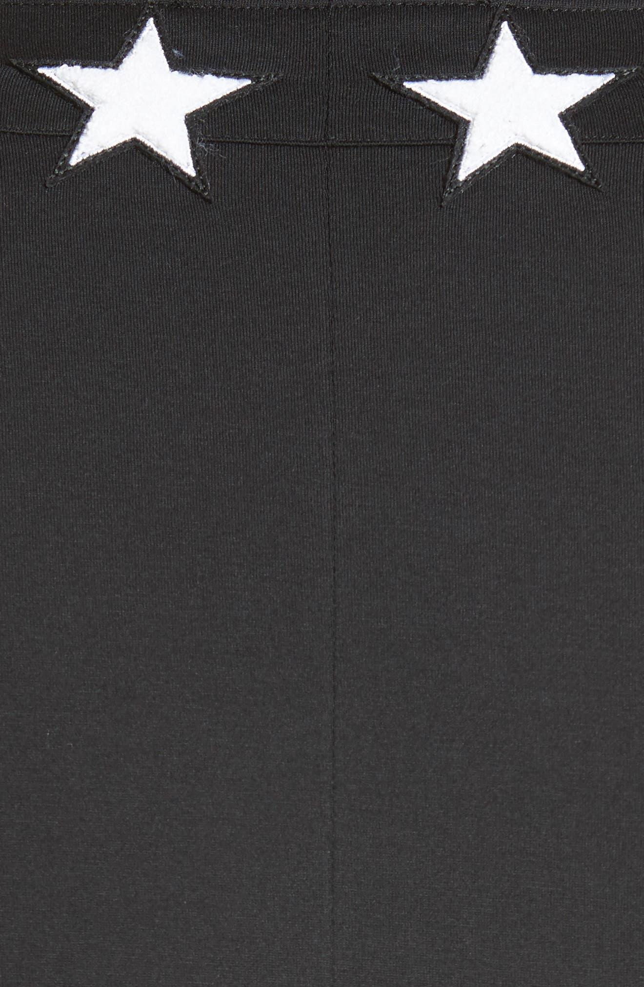Star 74 T-Shirt,                             Alternate thumbnail 5, color,                             001
