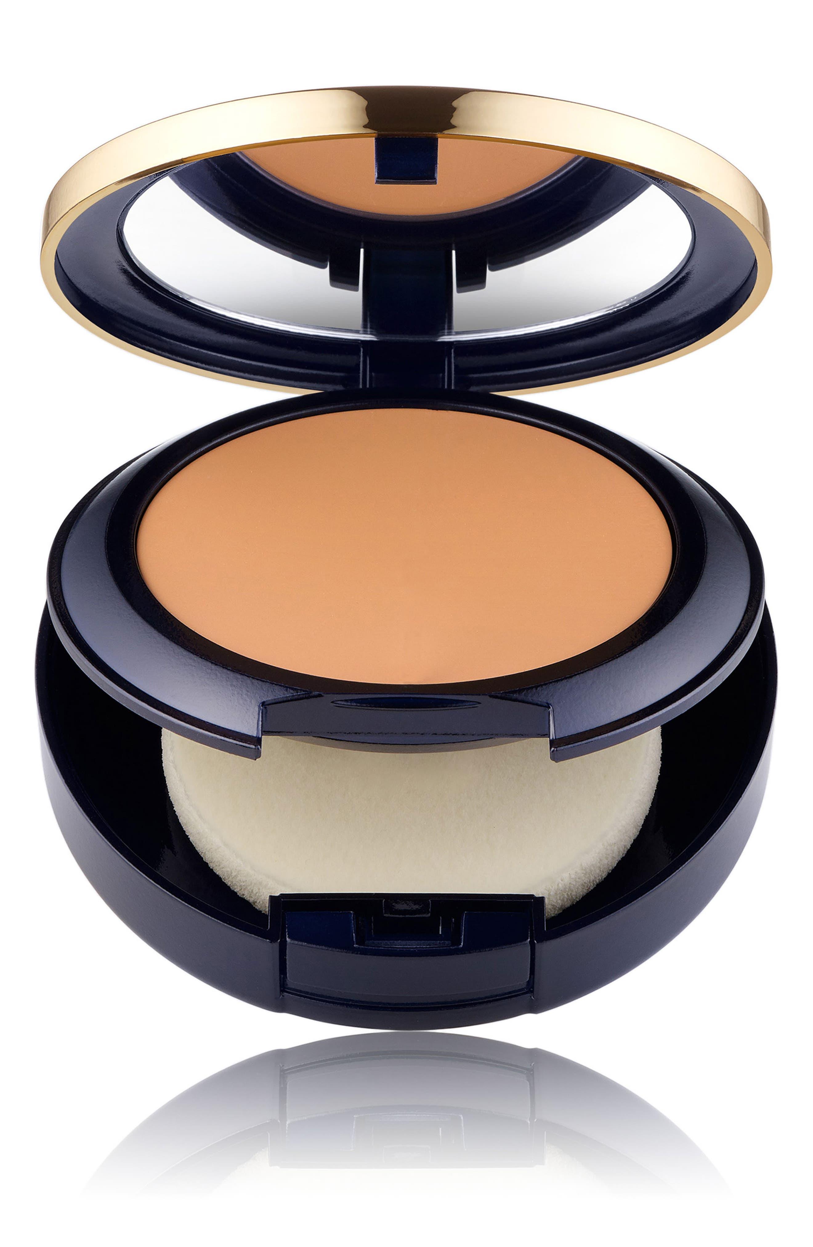 Estee Lauder Double Wear Stay In Place Matte Powder Foundation - 5C1 Rich Chestnut