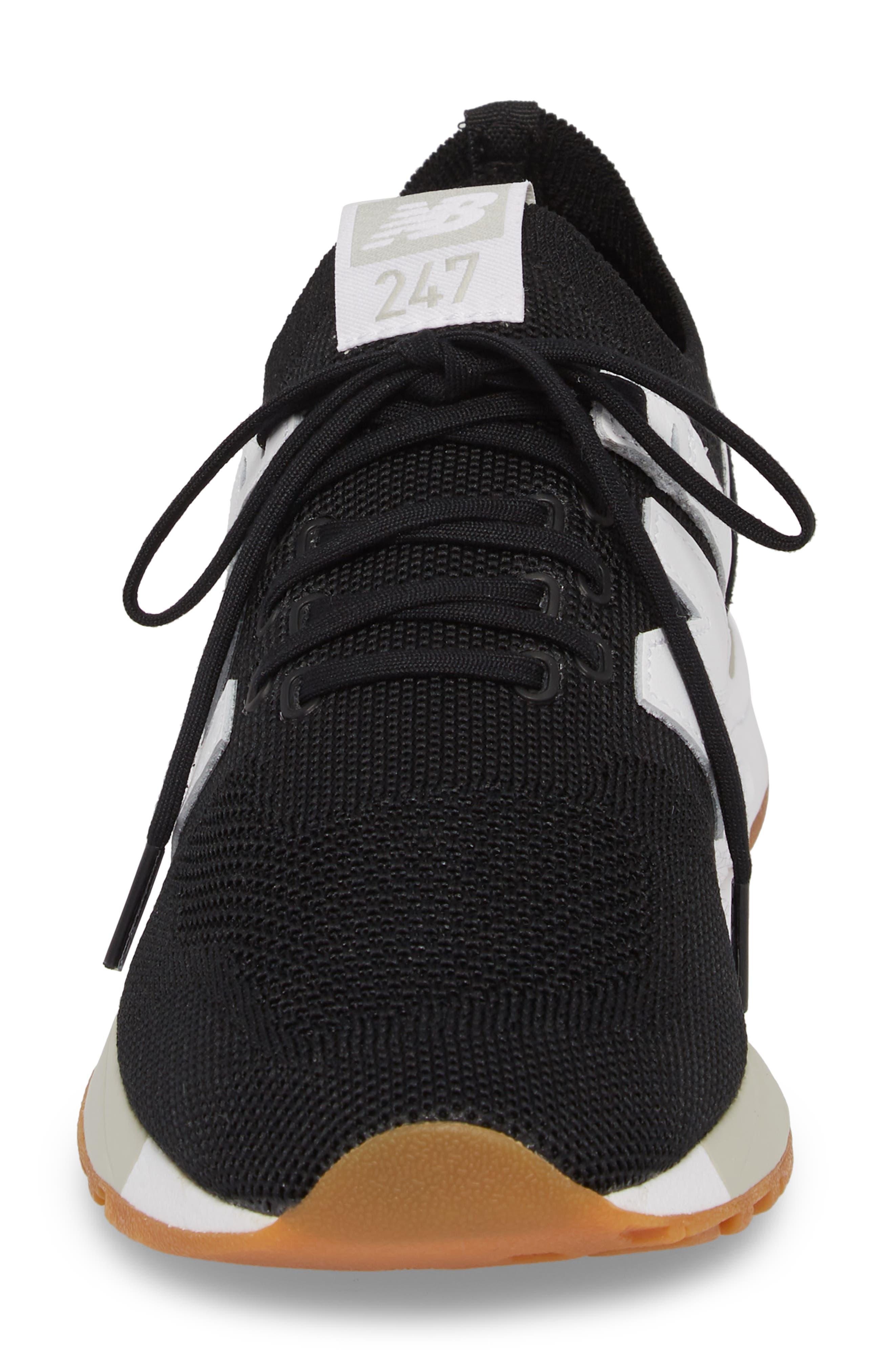 247 Decon Sneaker,                             Alternate thumbnail 4, color,                             001