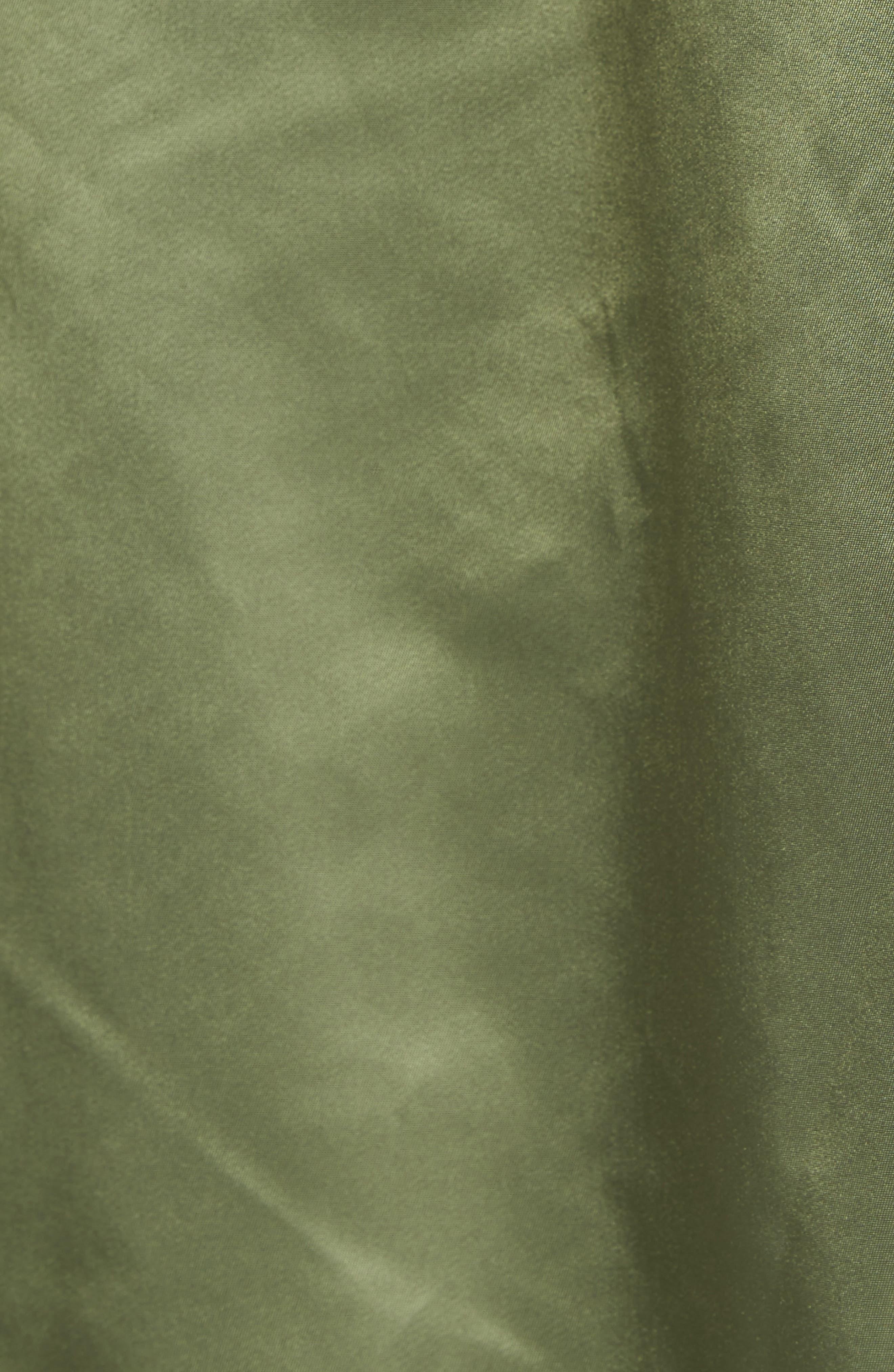'MA-1' Slim Fit Bomber Jacket,                             Alternate thumbnail 53, color,