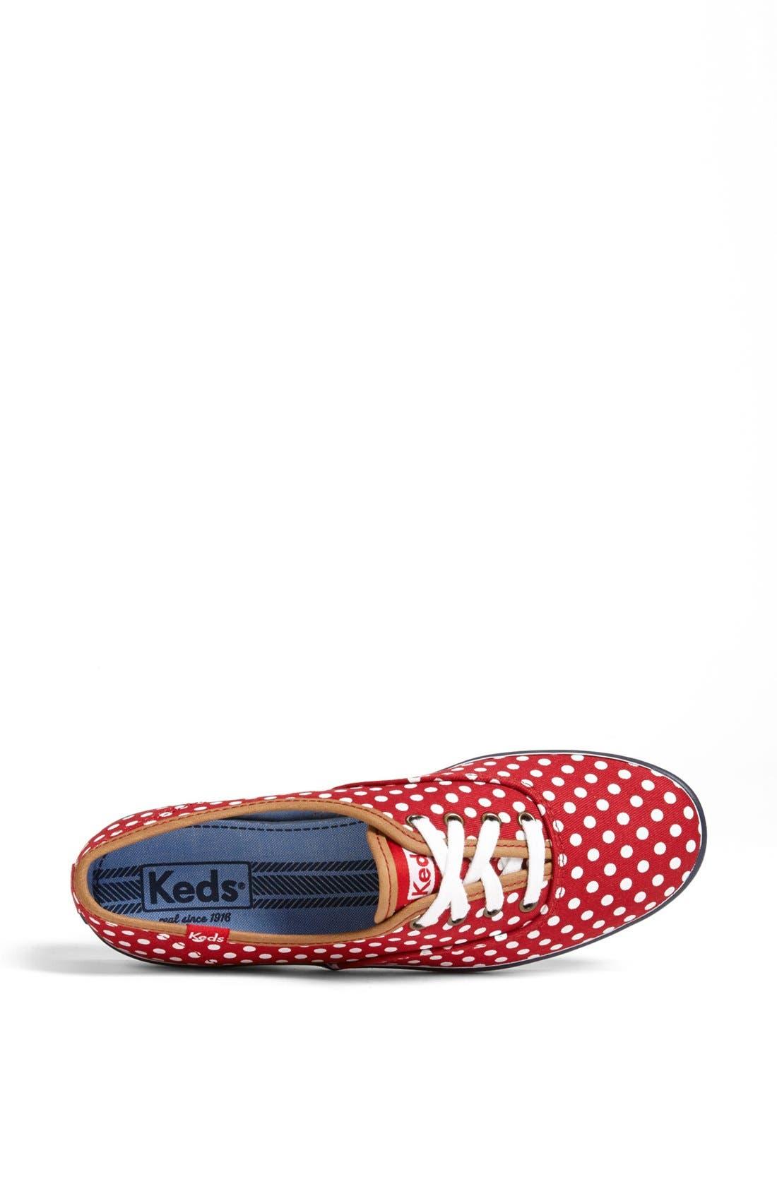 'Champion - Dot' Sneaker,                             Alternate thumbnail 19, color,