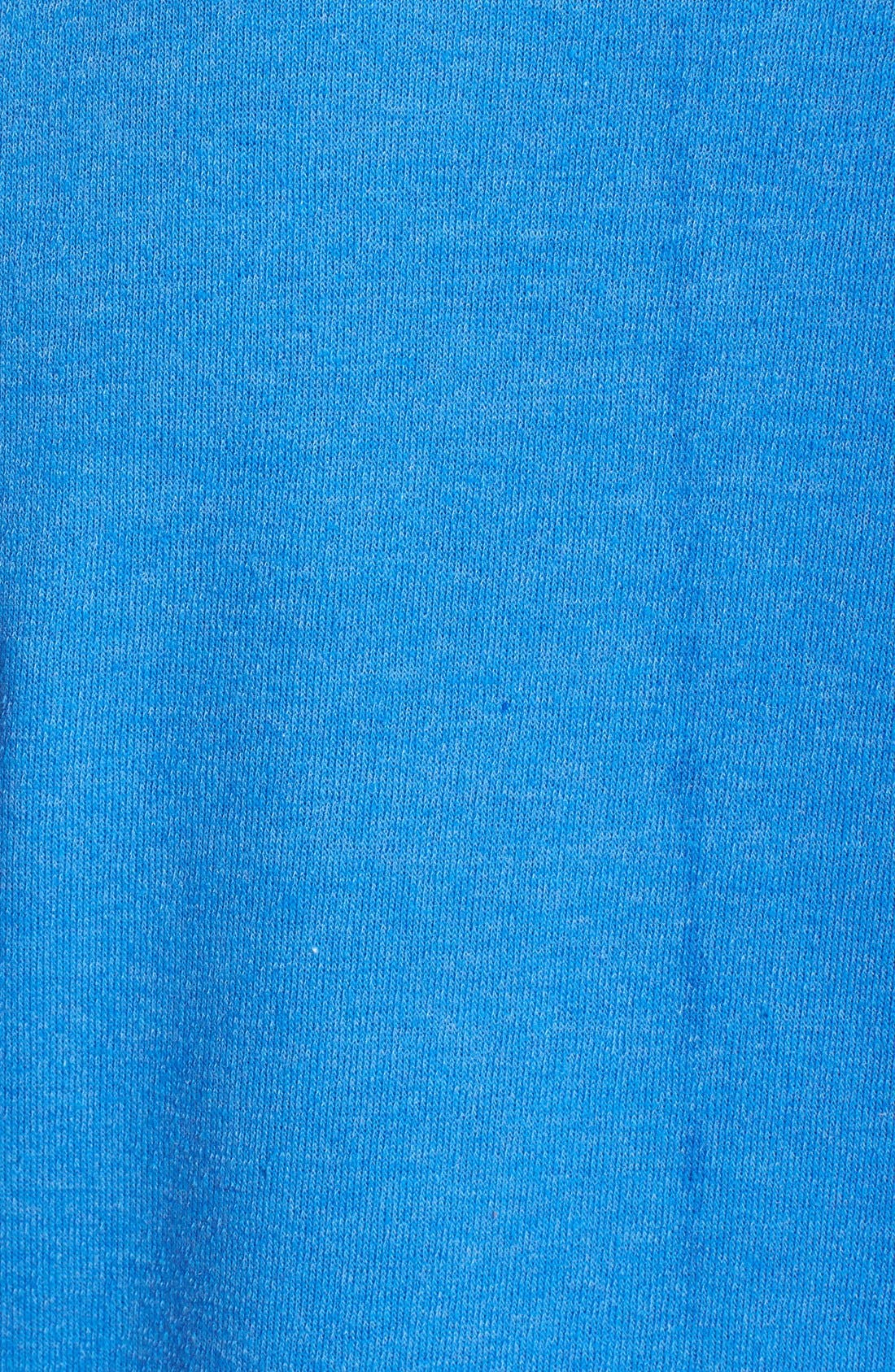 Threads for Thought Trim Fit Heathered Hoodie,                             Main thumbnail 9, color,