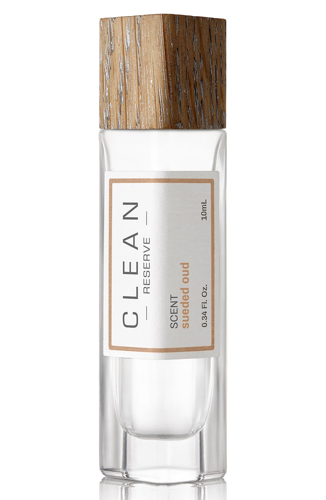 Sueded Oud Eau de Parfum Pen Spray,                             Main thumbnail 1, color,                             NO COLOR