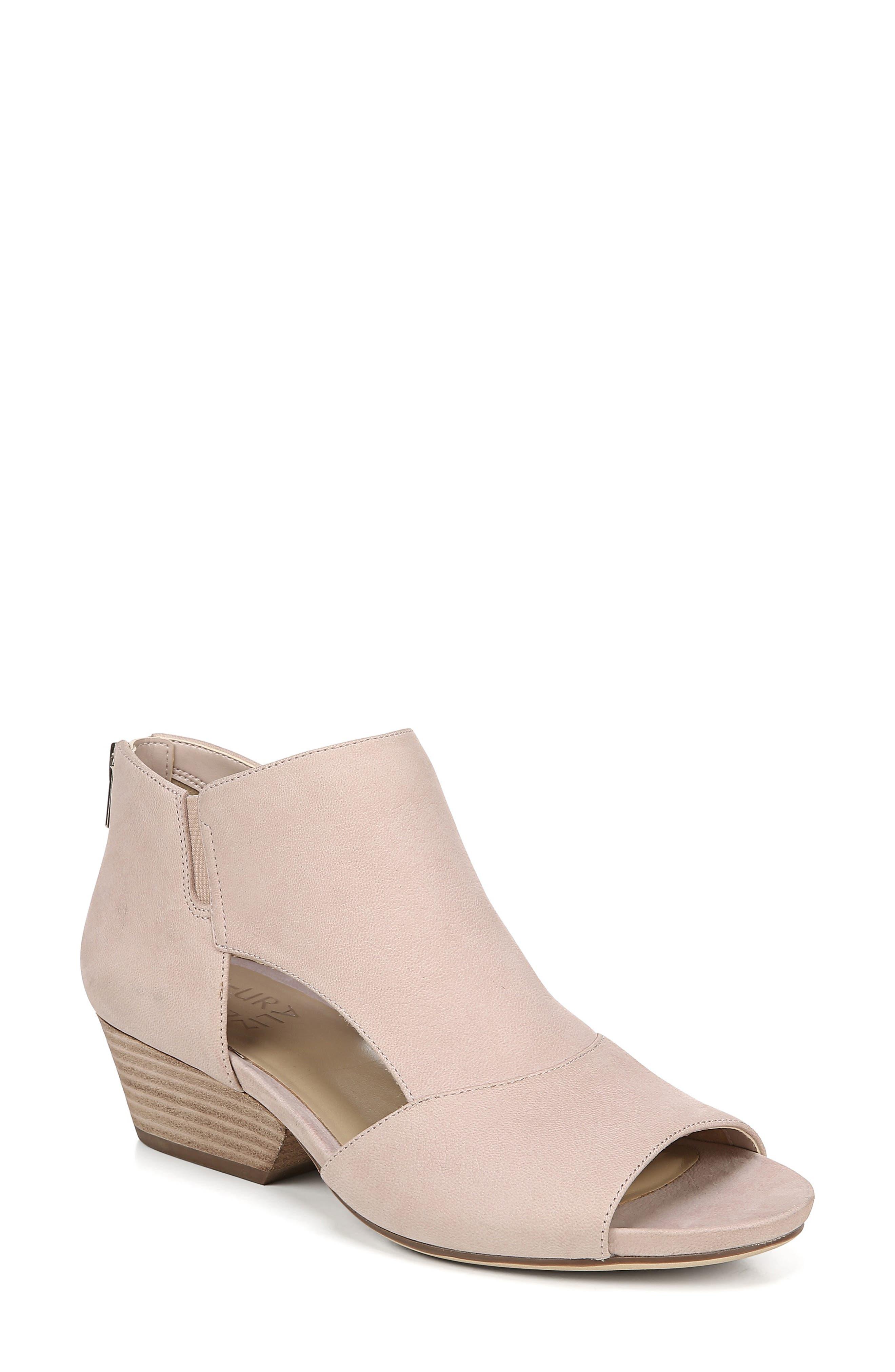 Greyson Cutout Sandal, Main, color, VINTAGE MAUVE NUBUCK LEATHER