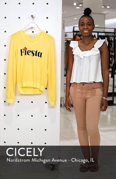 Fiesta V-Neck Baggy Beach Pullover, sales video thumbnail