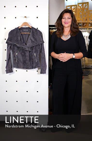 Legendary Faux Suede Jacket, sales video thumbnail