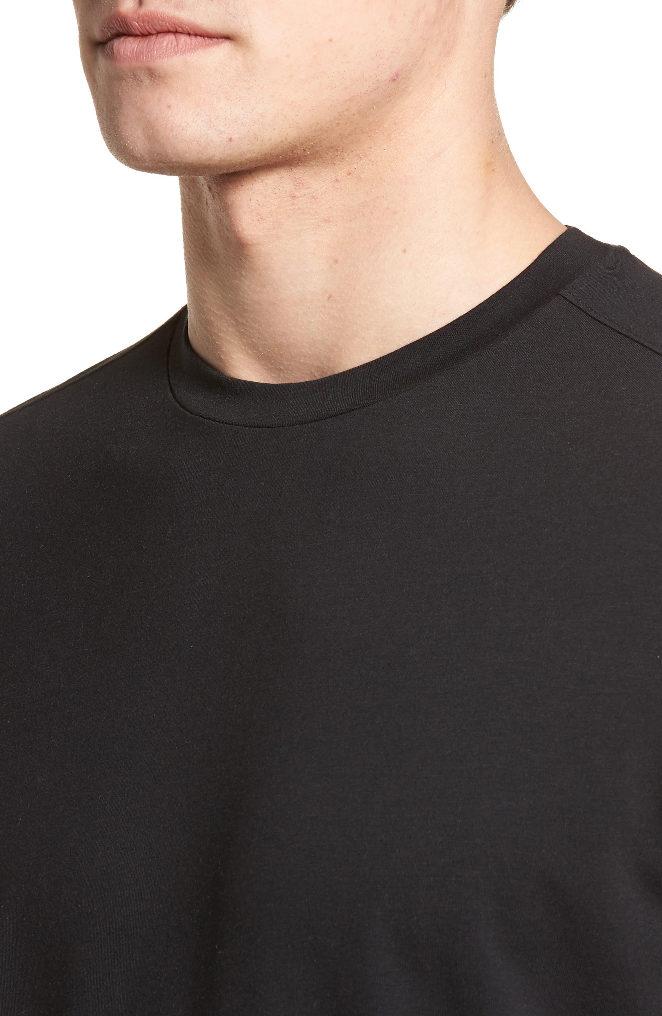 Tropicool T-Shirt,                             Alternate thumbnail 4, color,                             001