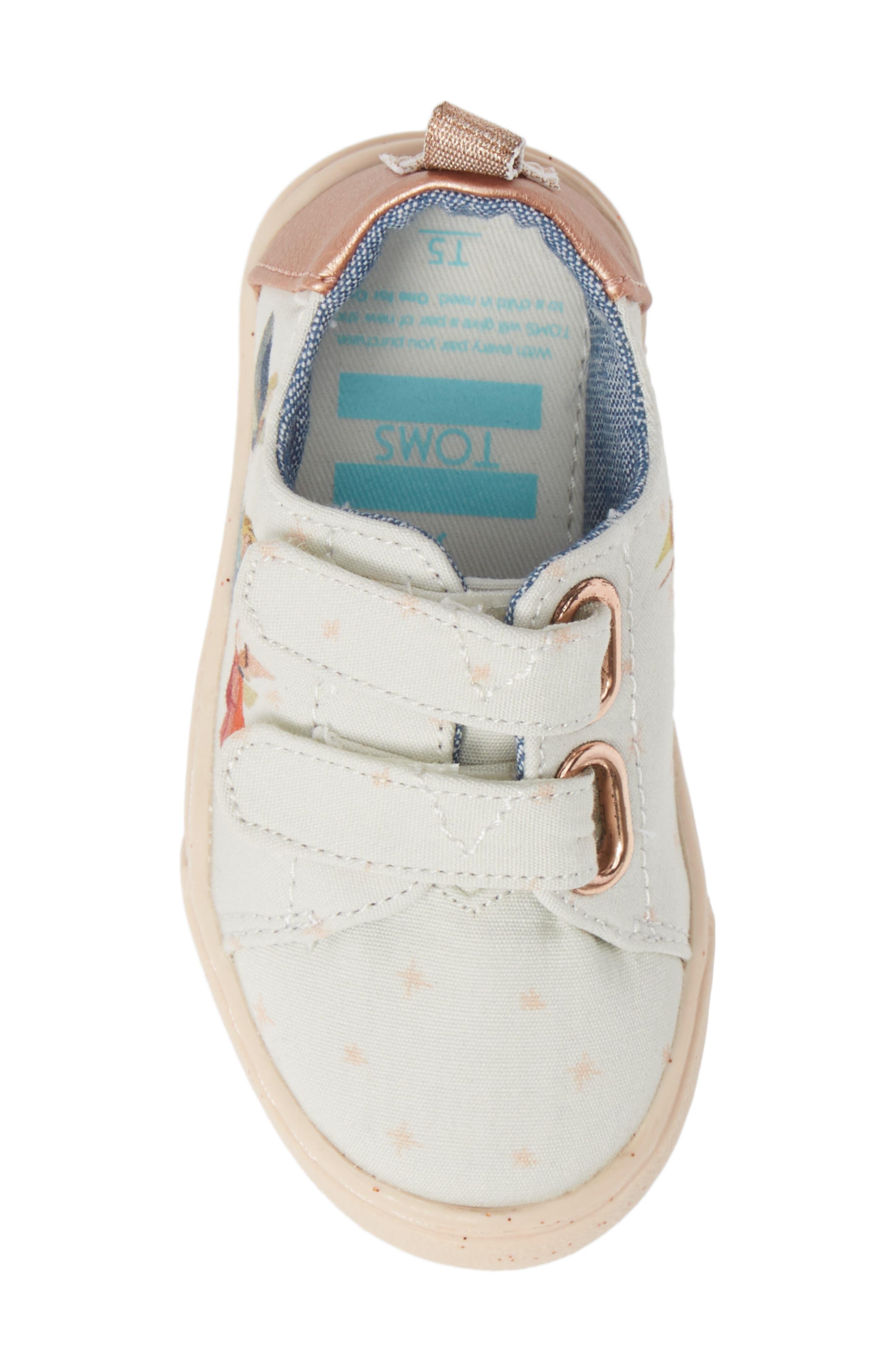 x Disney Tiny Lenny Sneaker,                             Alternate thumbnail 5, color,                             900