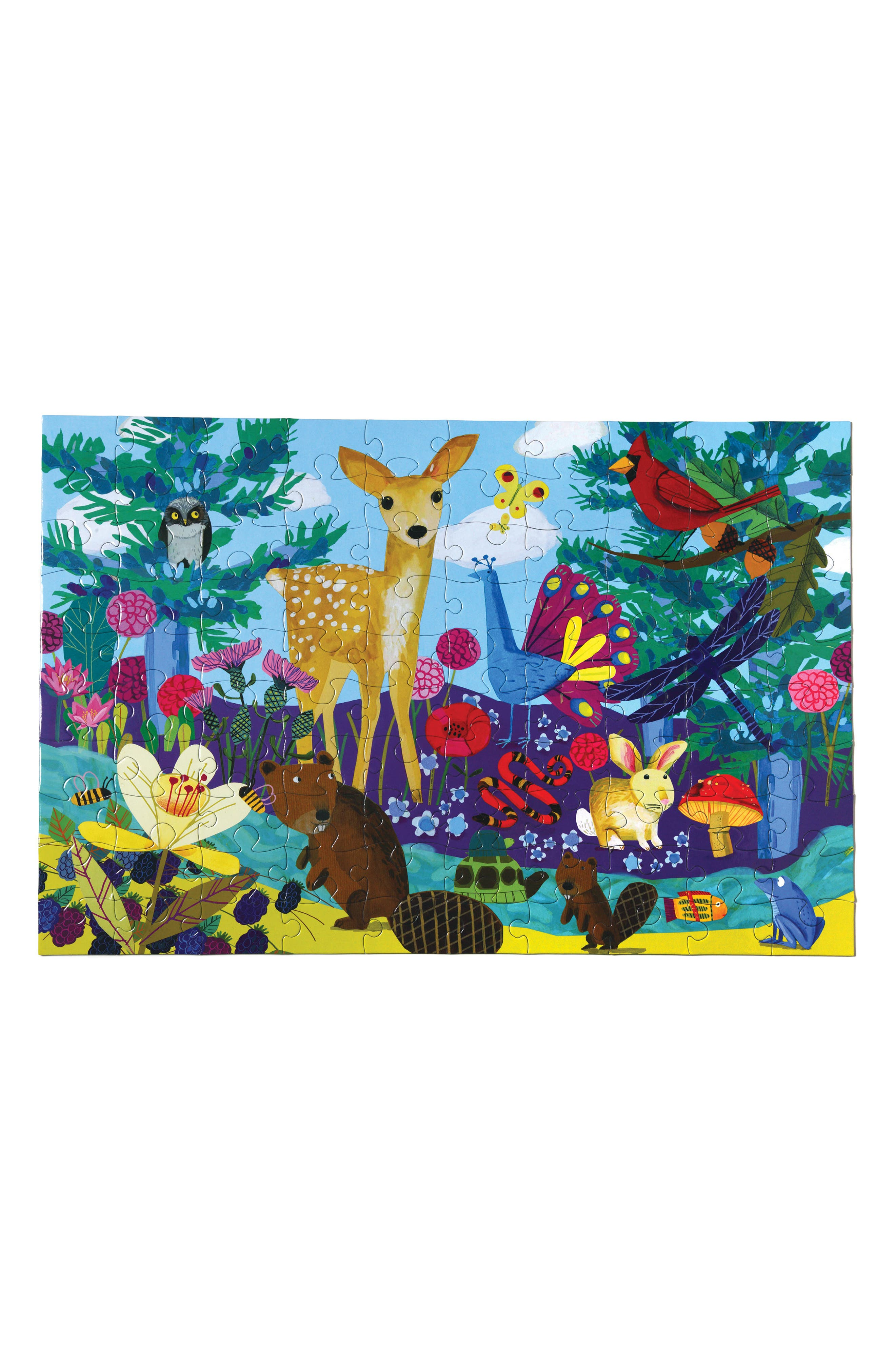 Life on Earth 100-Piece Puzzle,                             Alternate thumbnail 2, color,