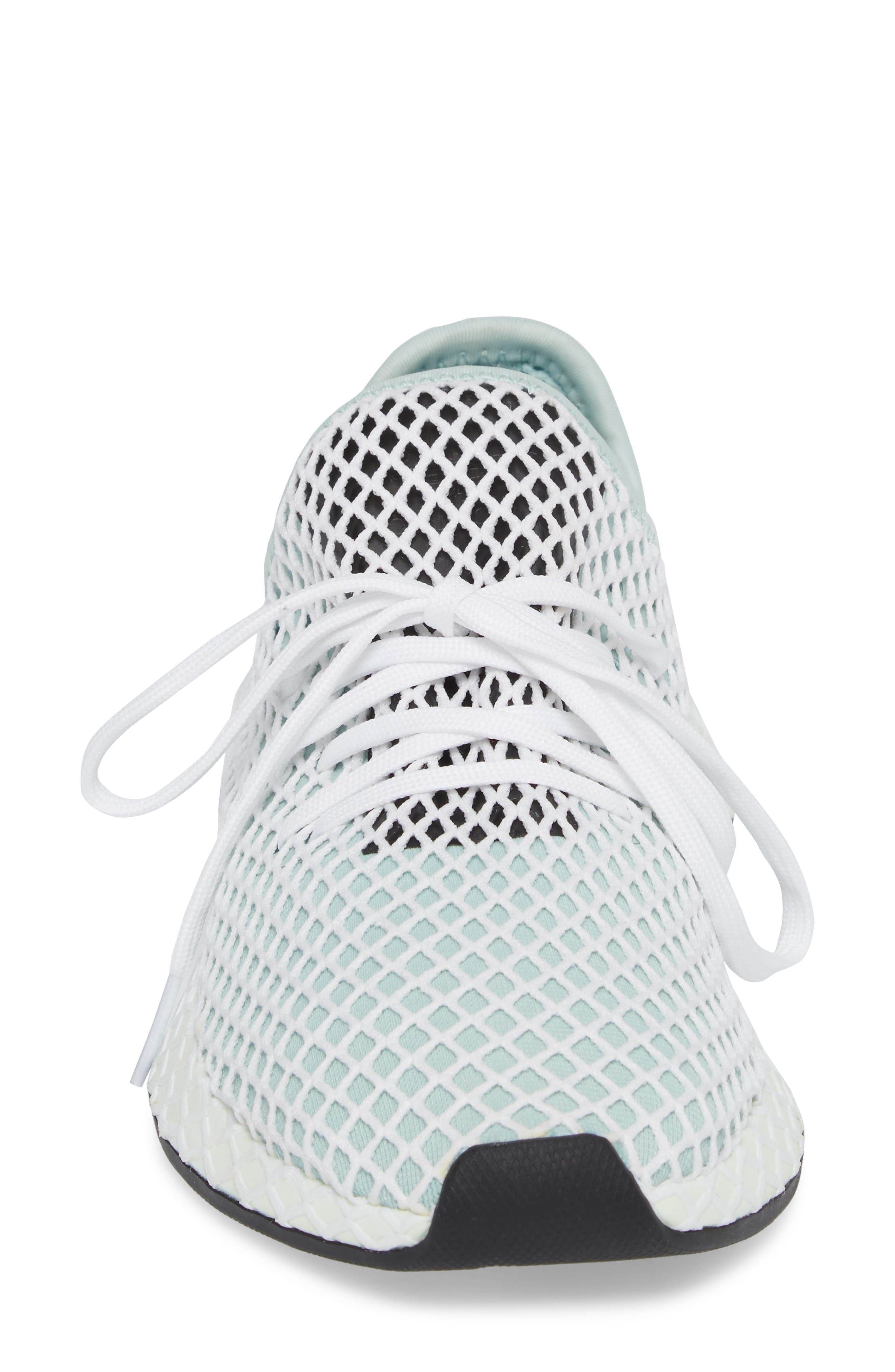 Deerupt Runner Sneaker,                             Alternate thumbnail 4, color,                             ASH GREEN/ ASH GREEN