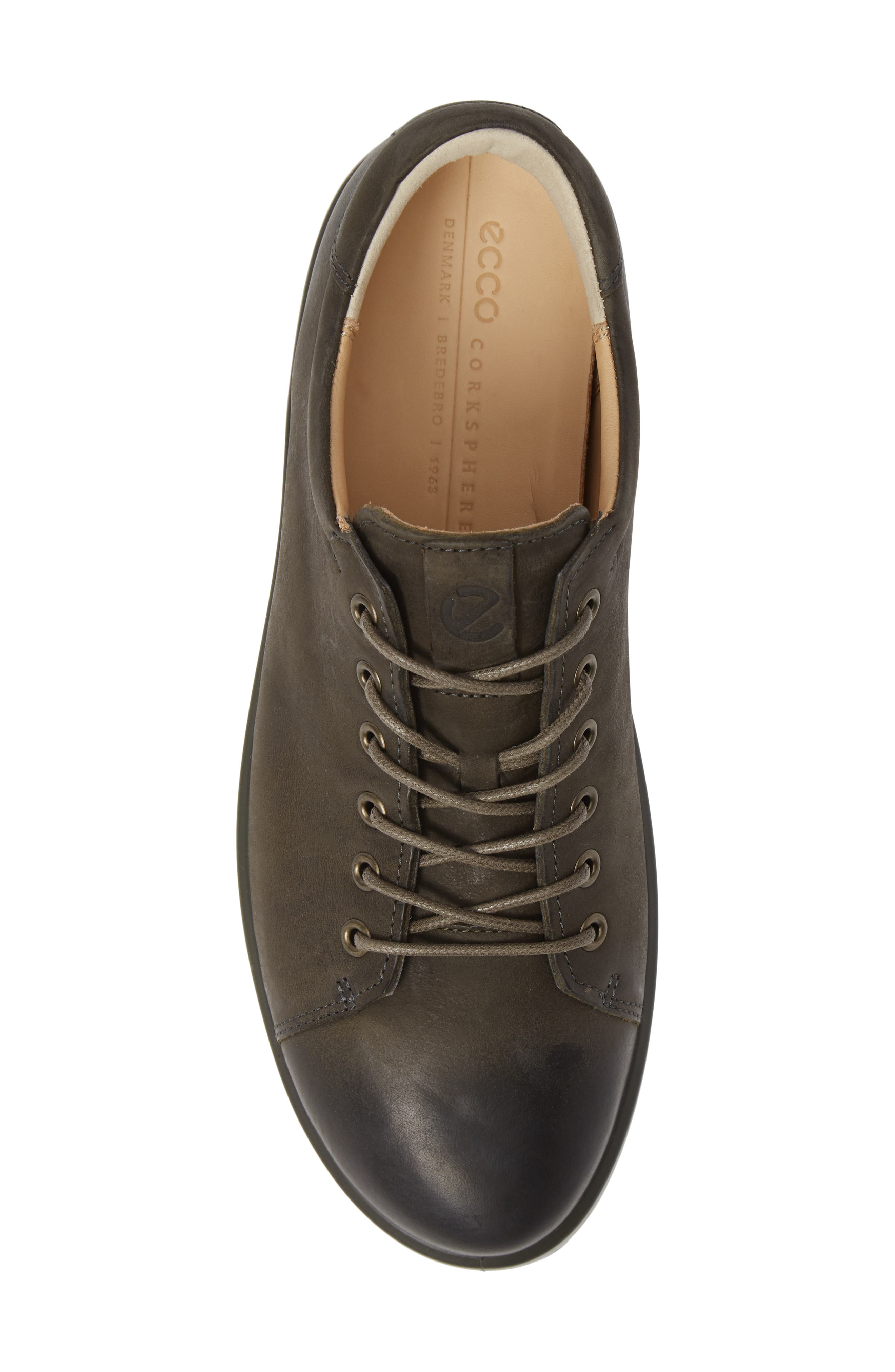Corksphere 1 Sneaker,                             Alternate thumbnail 5, color,                             TARMAC LEATHER