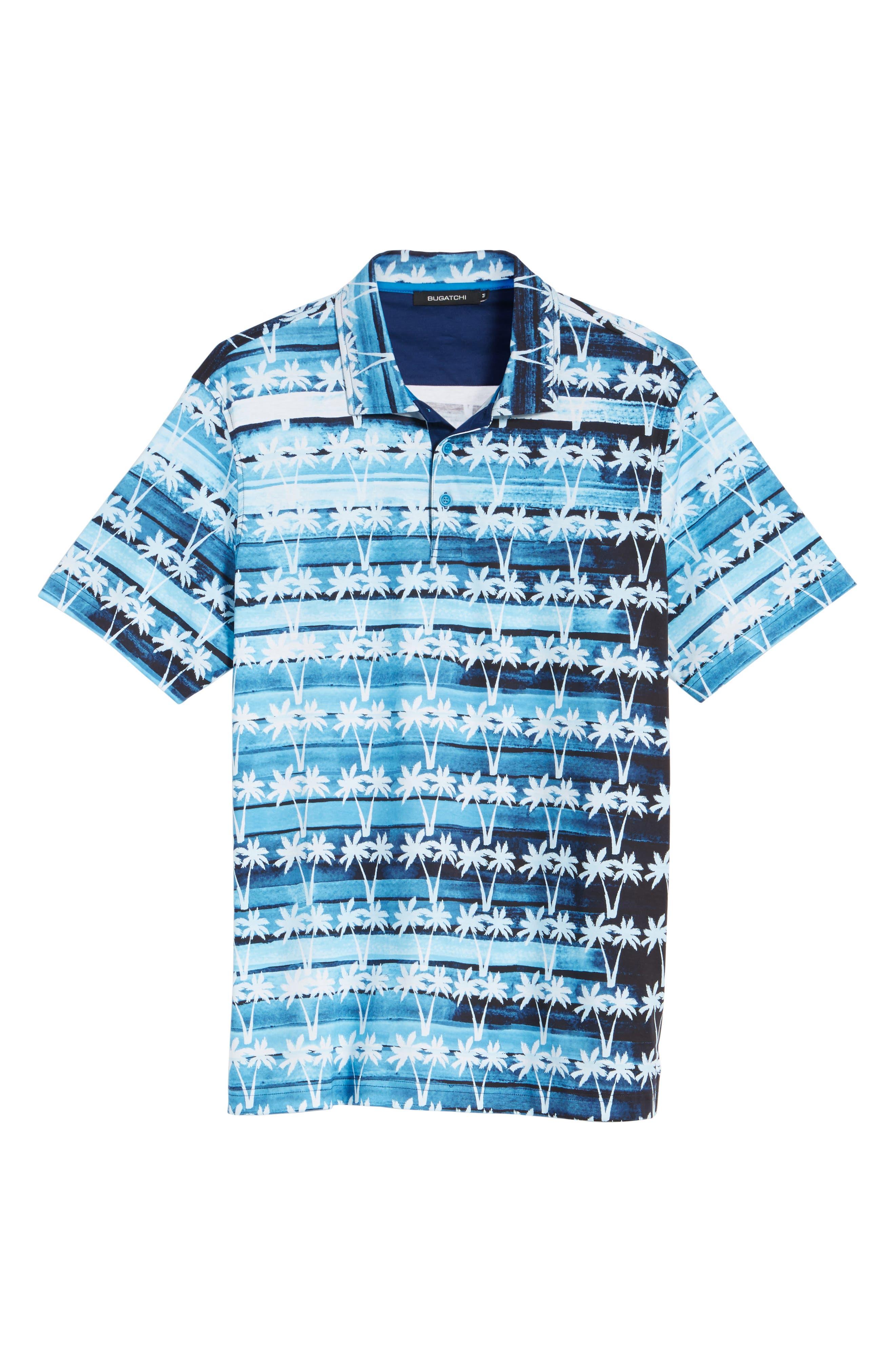 Mercerized Jersey Polo,                             Alternate thumbnail 12, color,