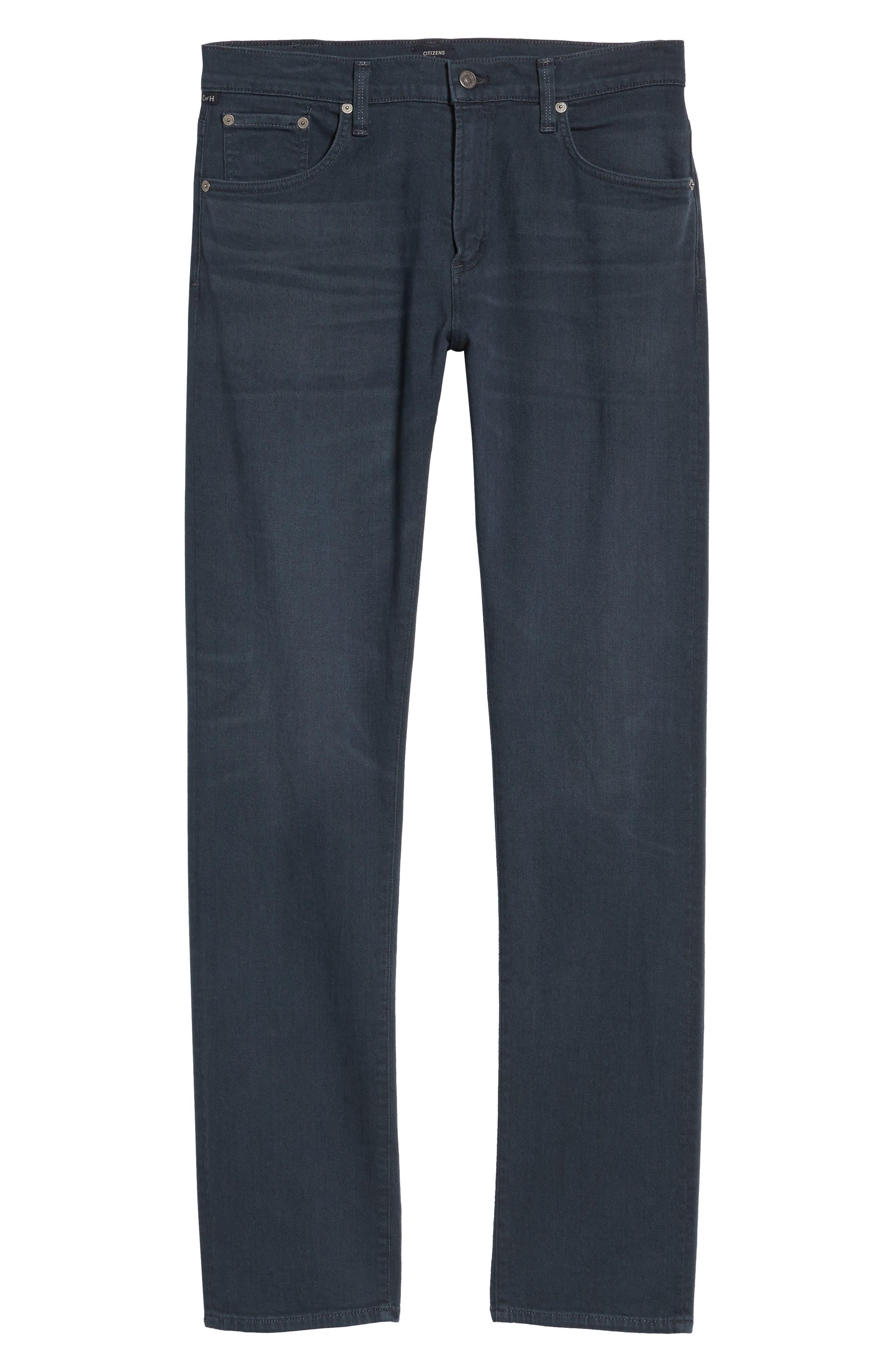 Core Slim Fit Jeans,                             Alternate thumbnail 6, color,                             MECCA