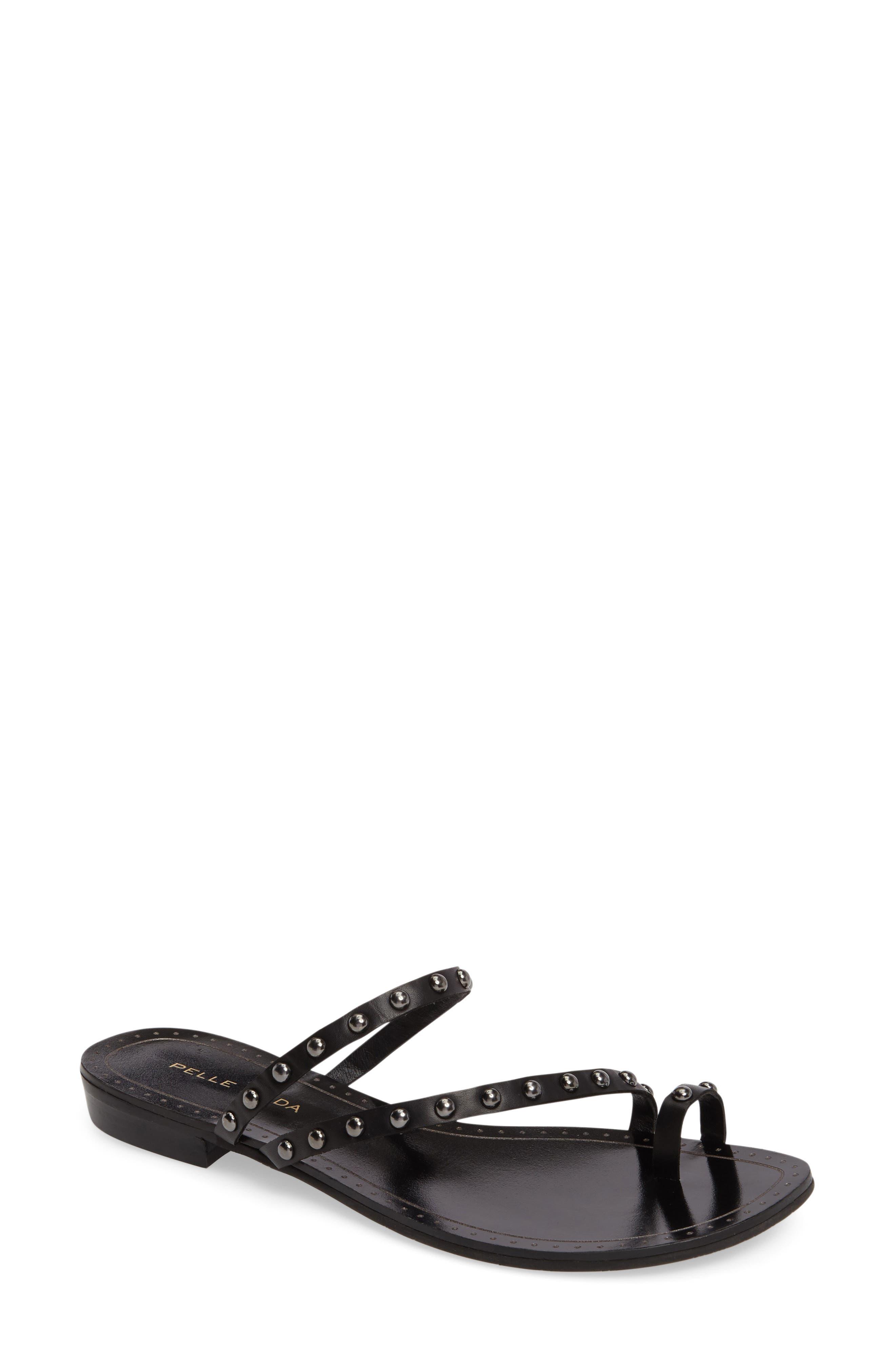 Bohem 2 Studded Sandal,                         Main,                         color, 001