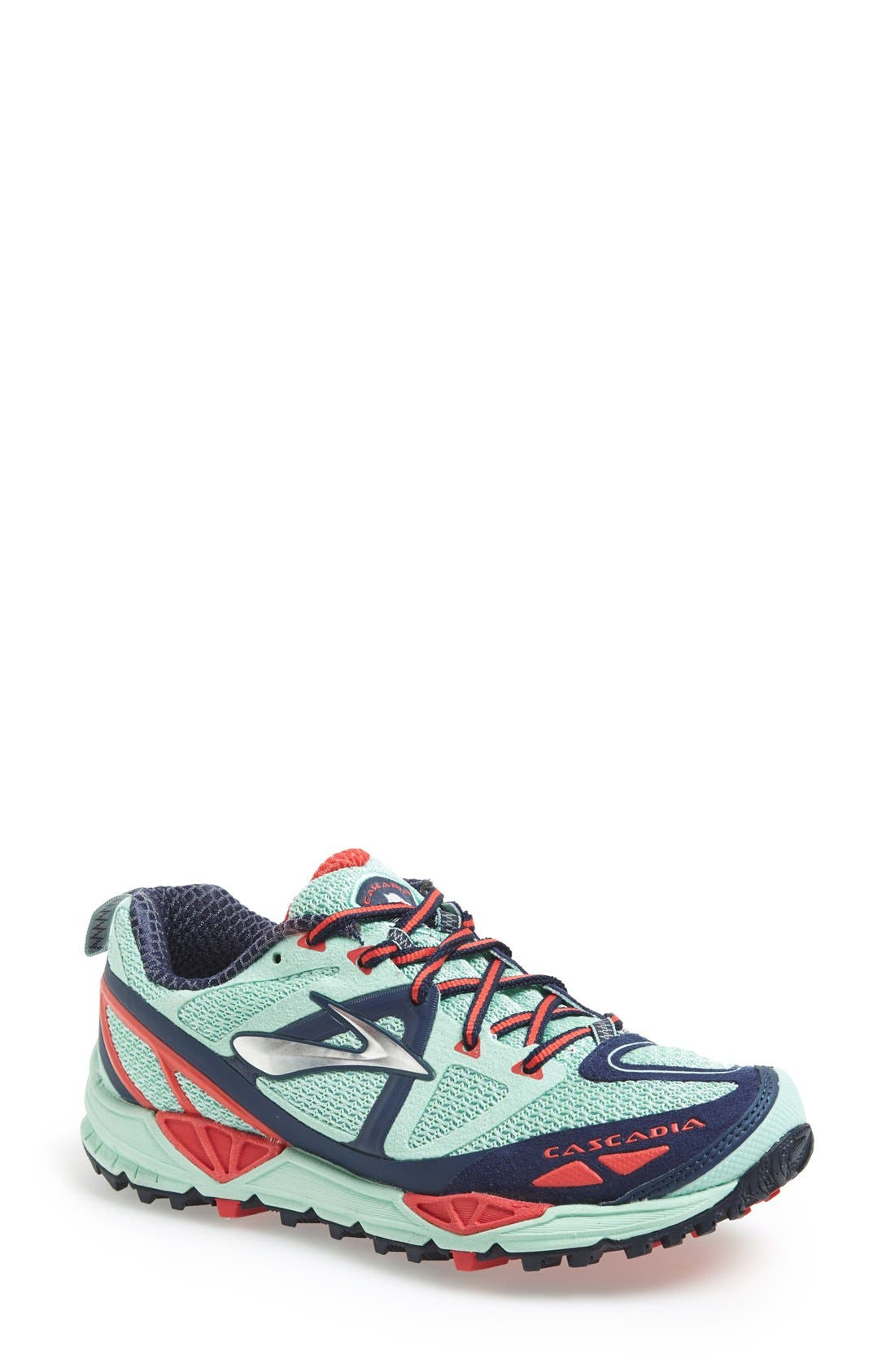 'Cascadia 9' Running Shoe, Main, color, 316