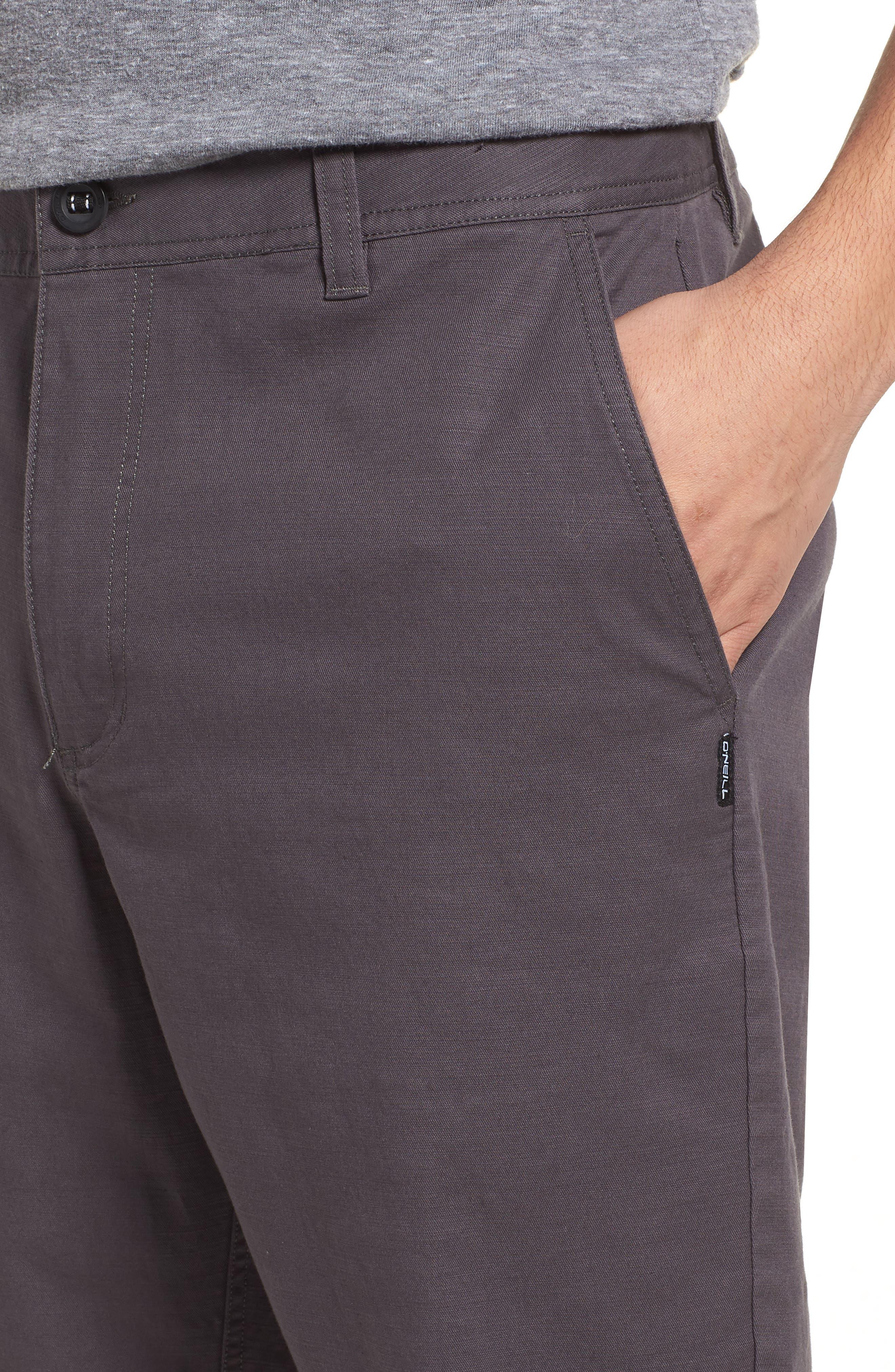 Jay Stretch Chino Shorts,                             Alternate thumbnail 18, color,