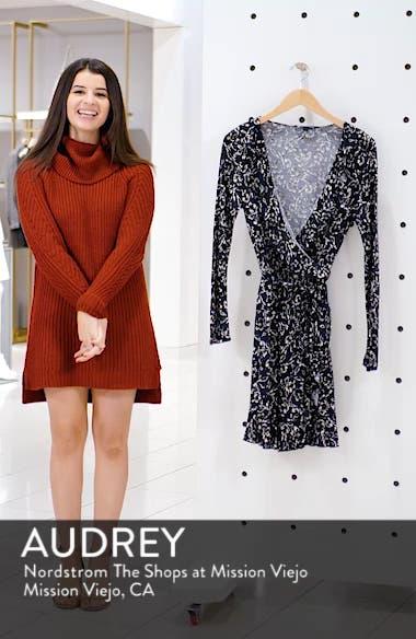 Aubi Meadow Jersey Dress, sales video thumbnail