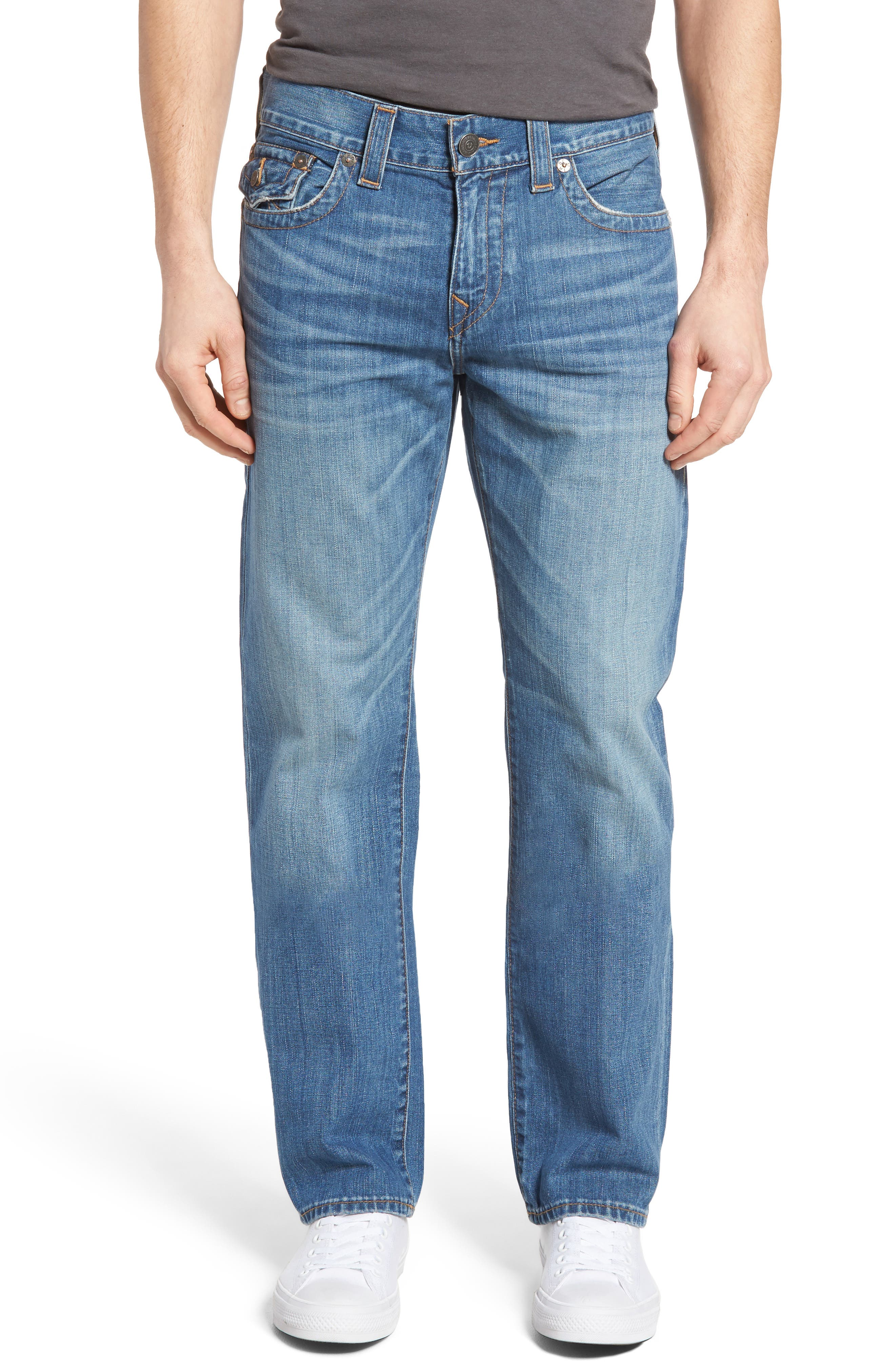 Ricky Relaxed Fit Jeans,                             Main thumbnail 1, color,                             403