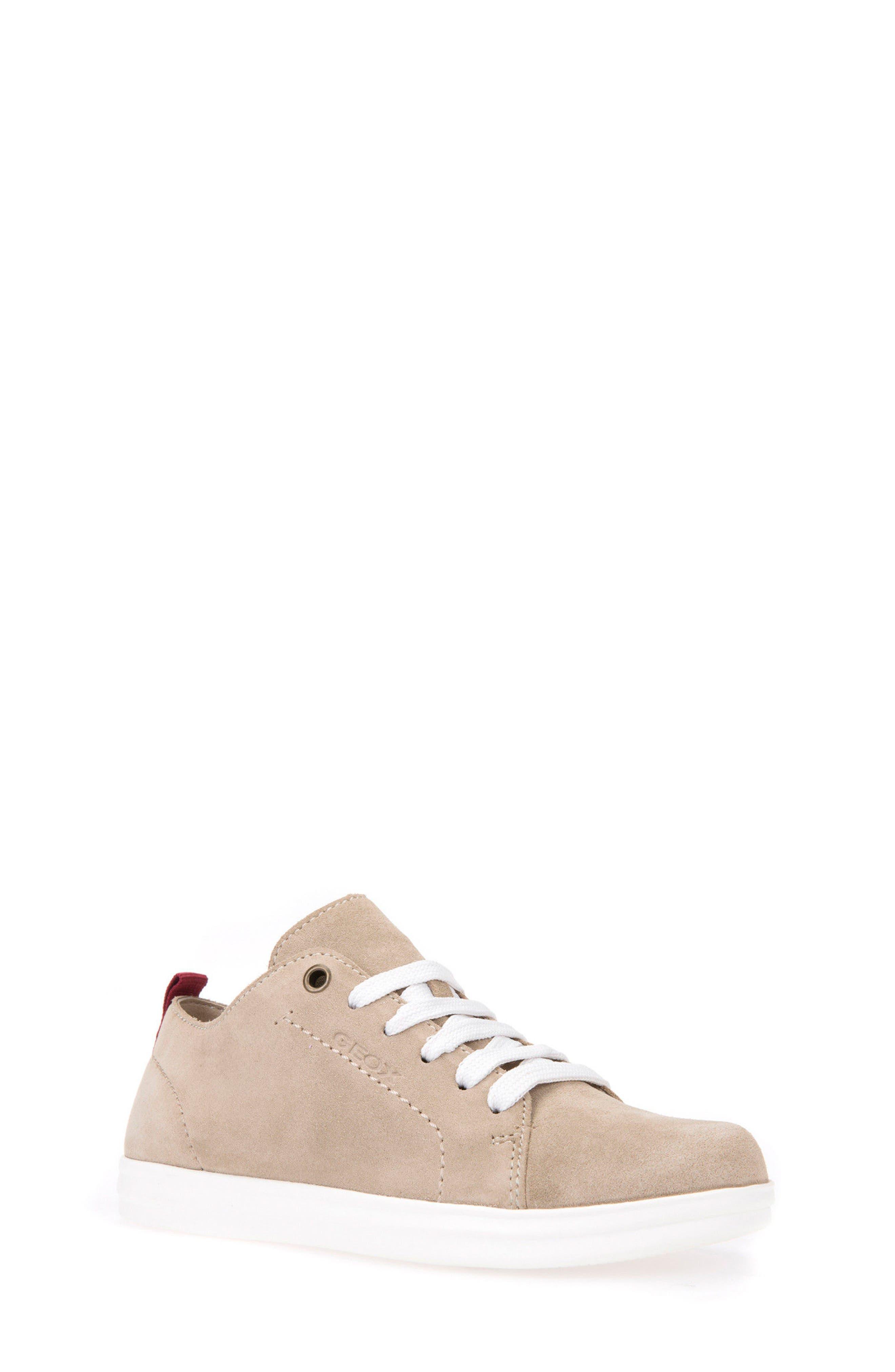 Anthor Low Top Sneaker,                         Main,                         color, BEIGE