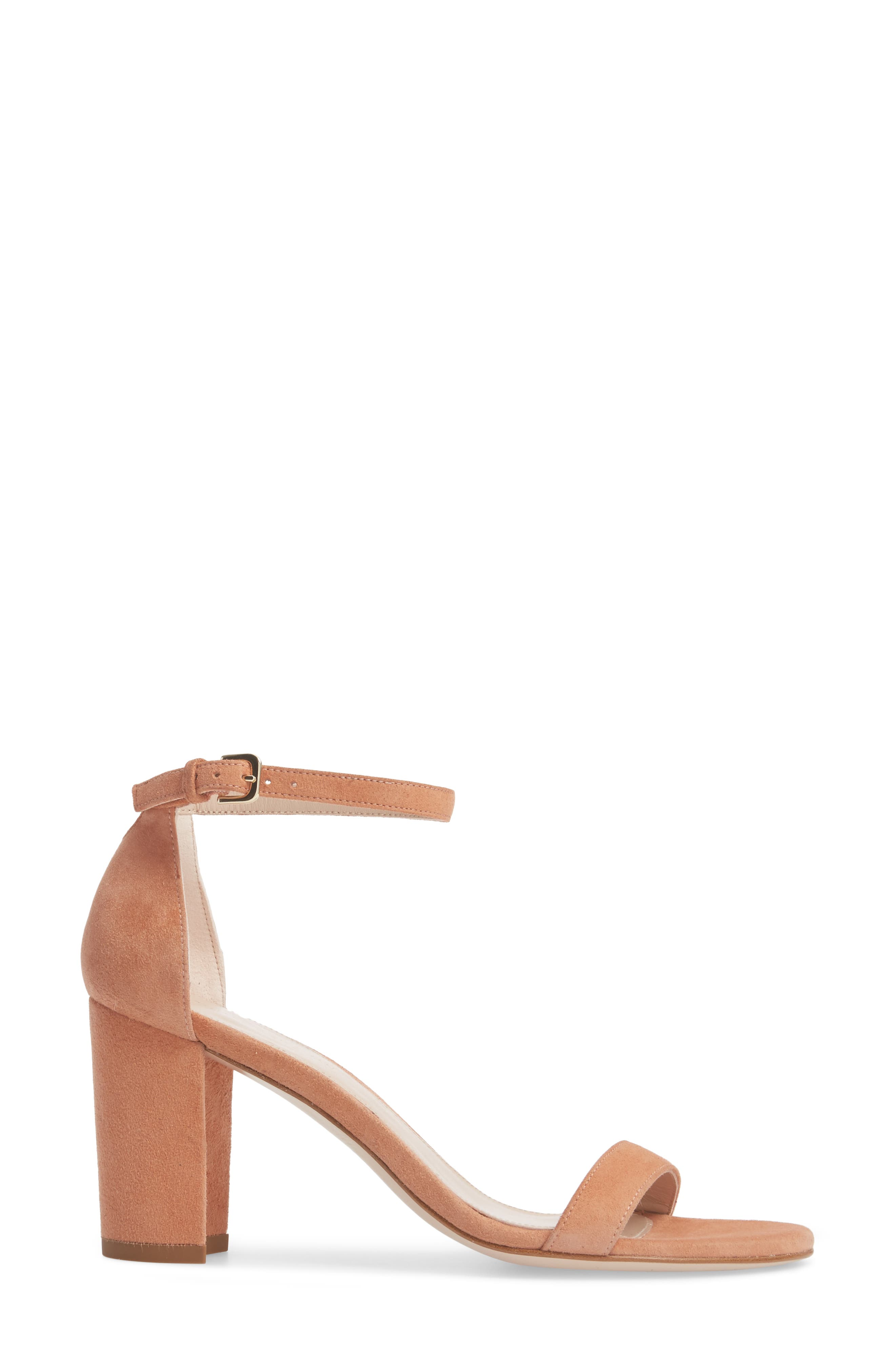 NearlyNude Ankle Strap Sandal,                             Alternate thumbnail 58, color,