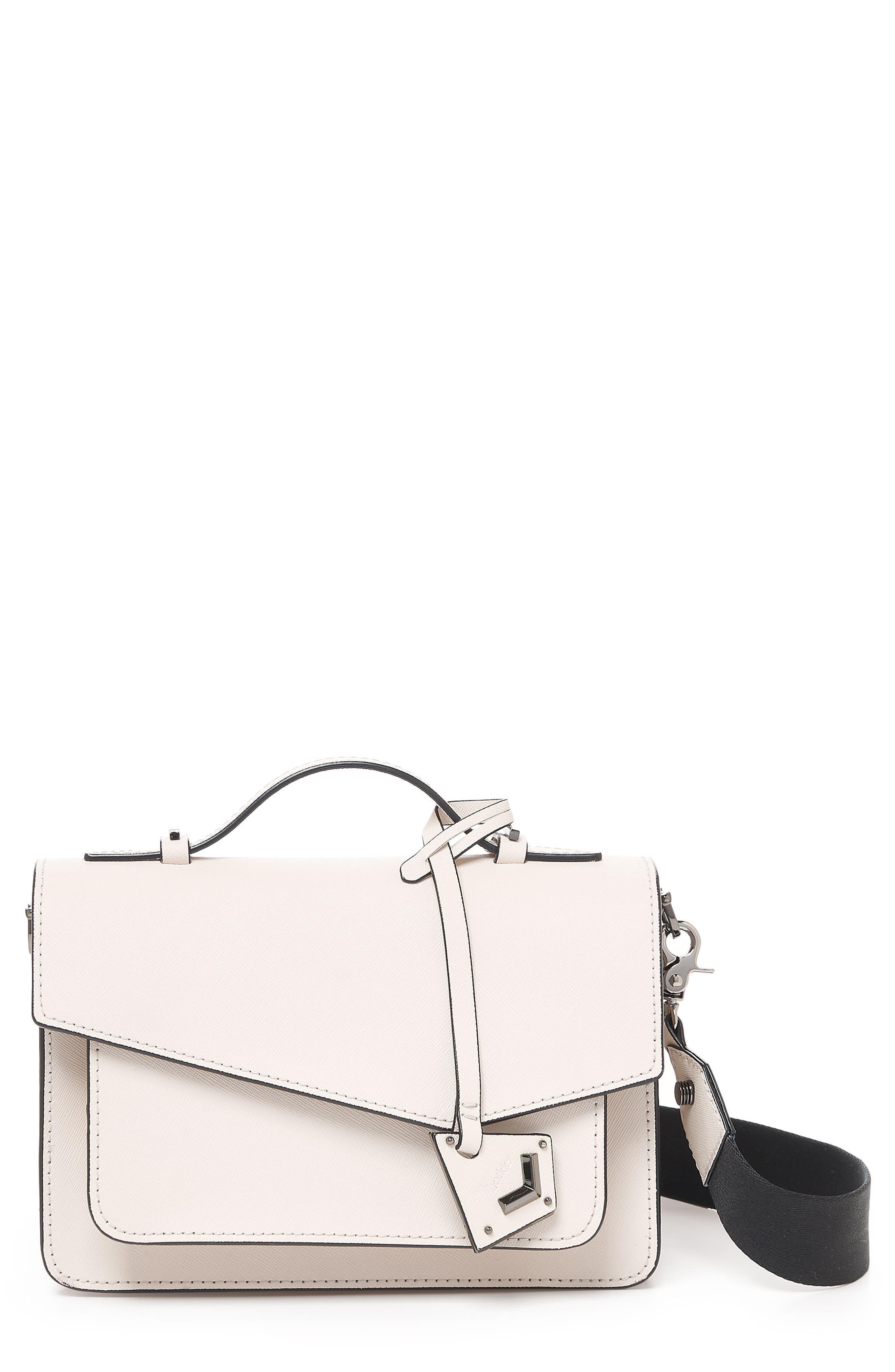Cobble Hill Leather Crossbody Bag,                             Main thumbnail 24, color,