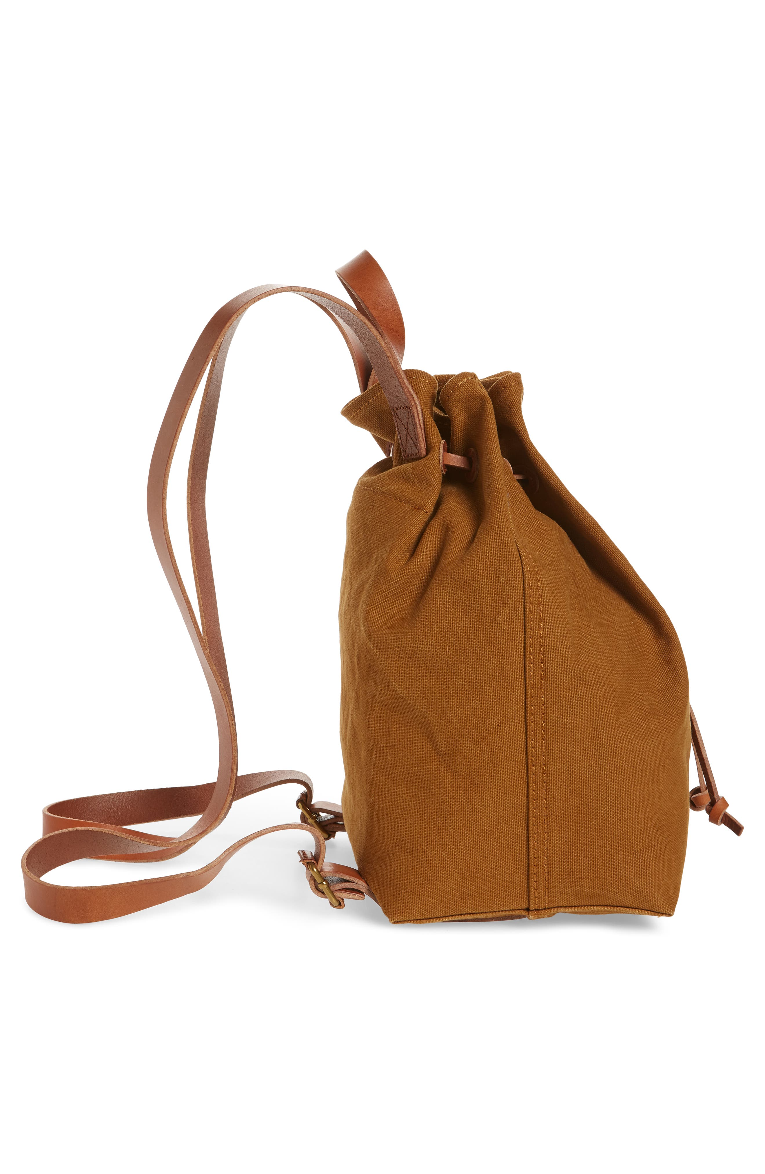Somerset Canvas Backpack,                             Alternate thumbnail 18, color,