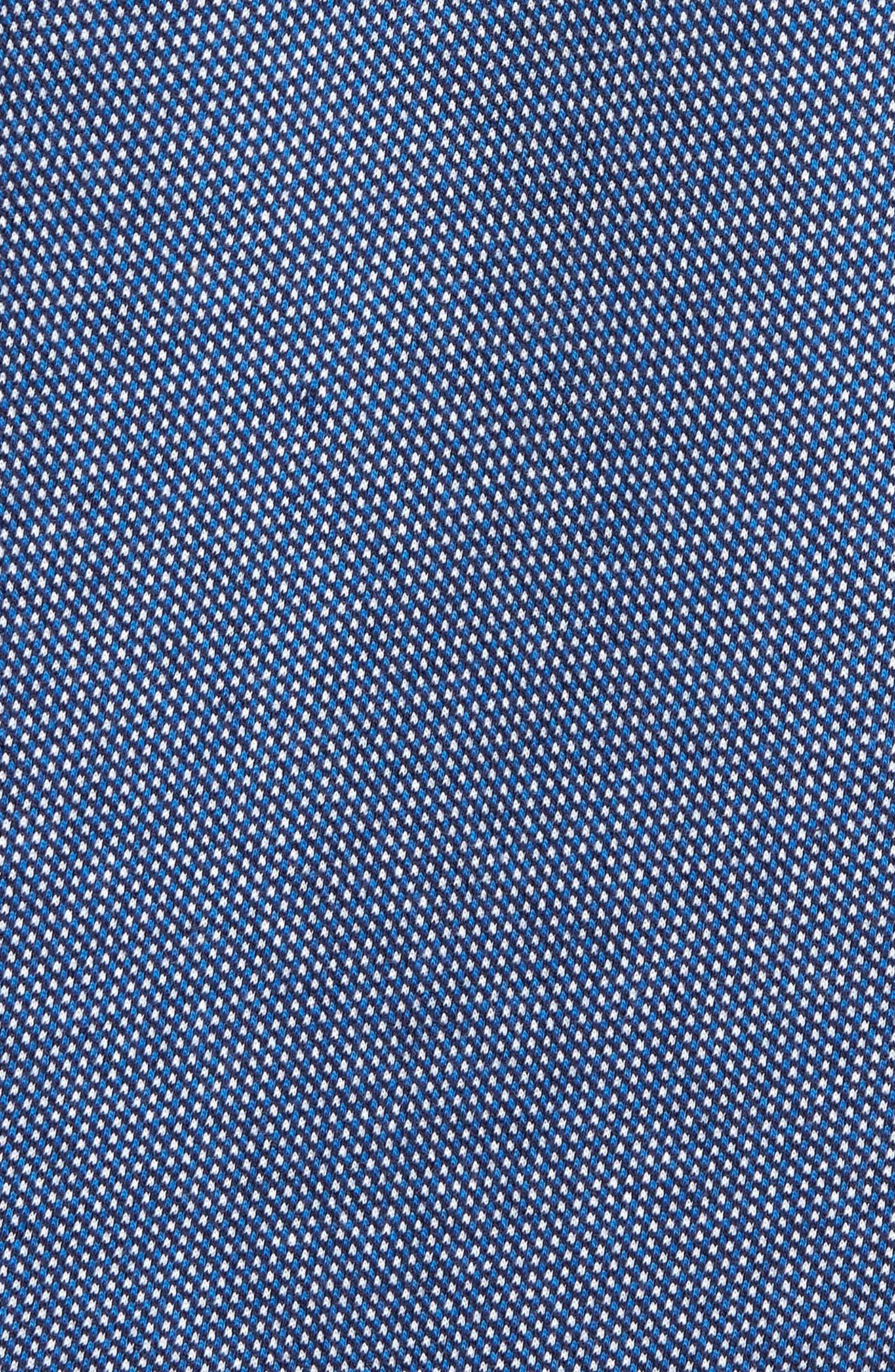 Springs Flat Regular Fit Polo,                             Alternate thumbnail 5, color,                             433