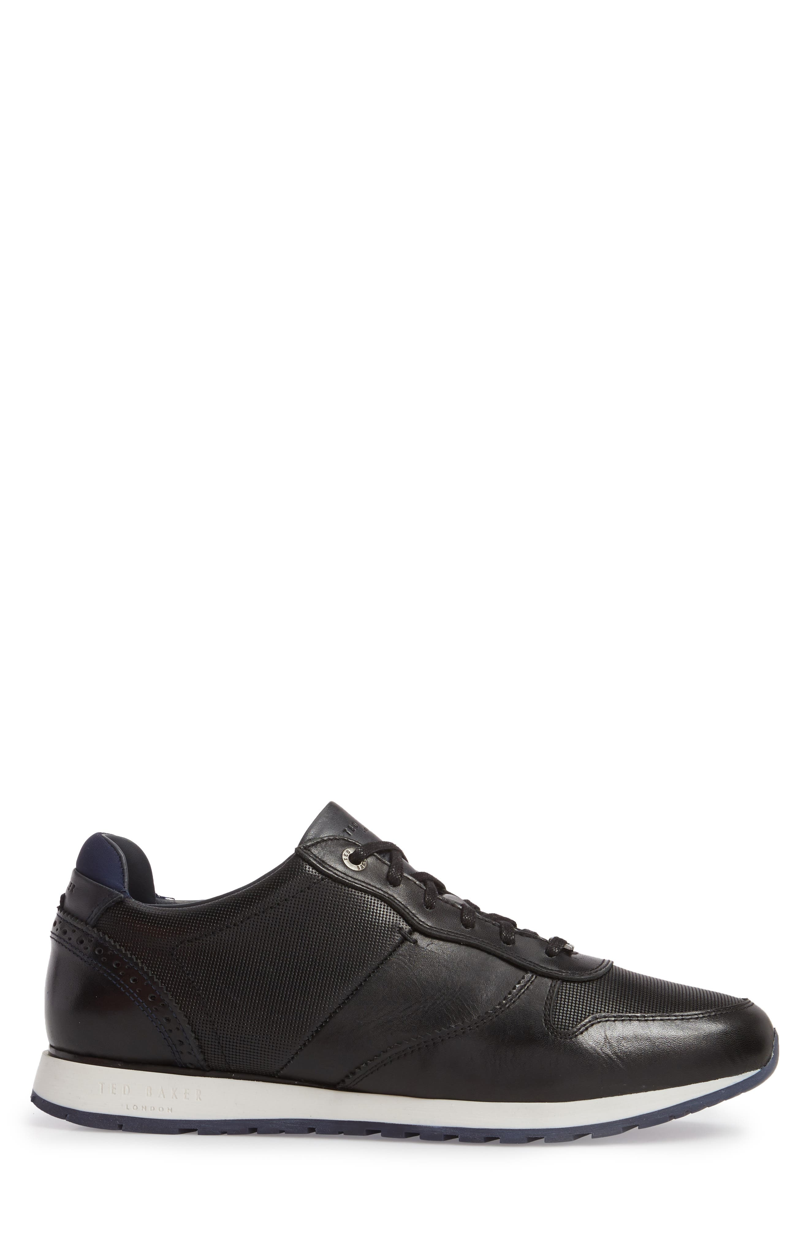 Shindl Sneaker,                             Alternate thumbnail 3, color,                             001
