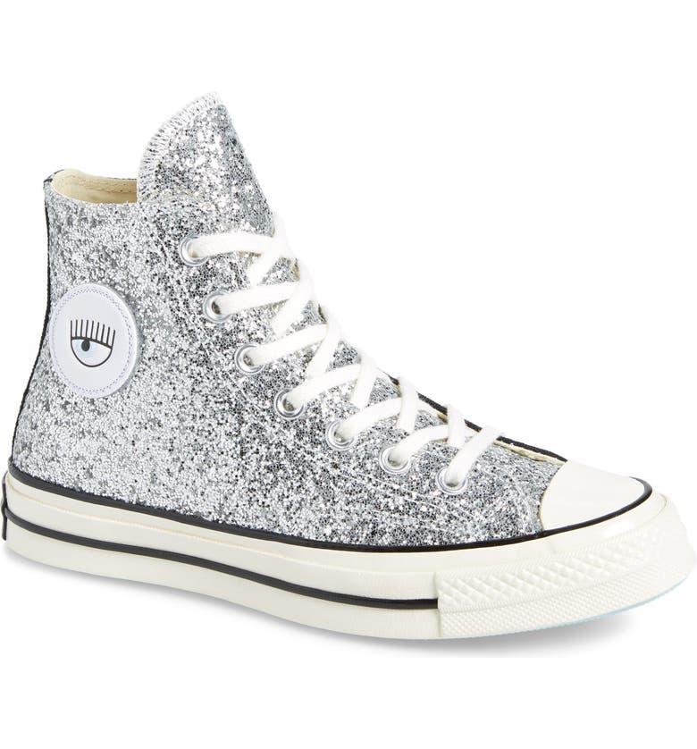 eae217ef1c08f0 Converse x Chiara Ferragni Two Tone High Top Sneaker (Women)