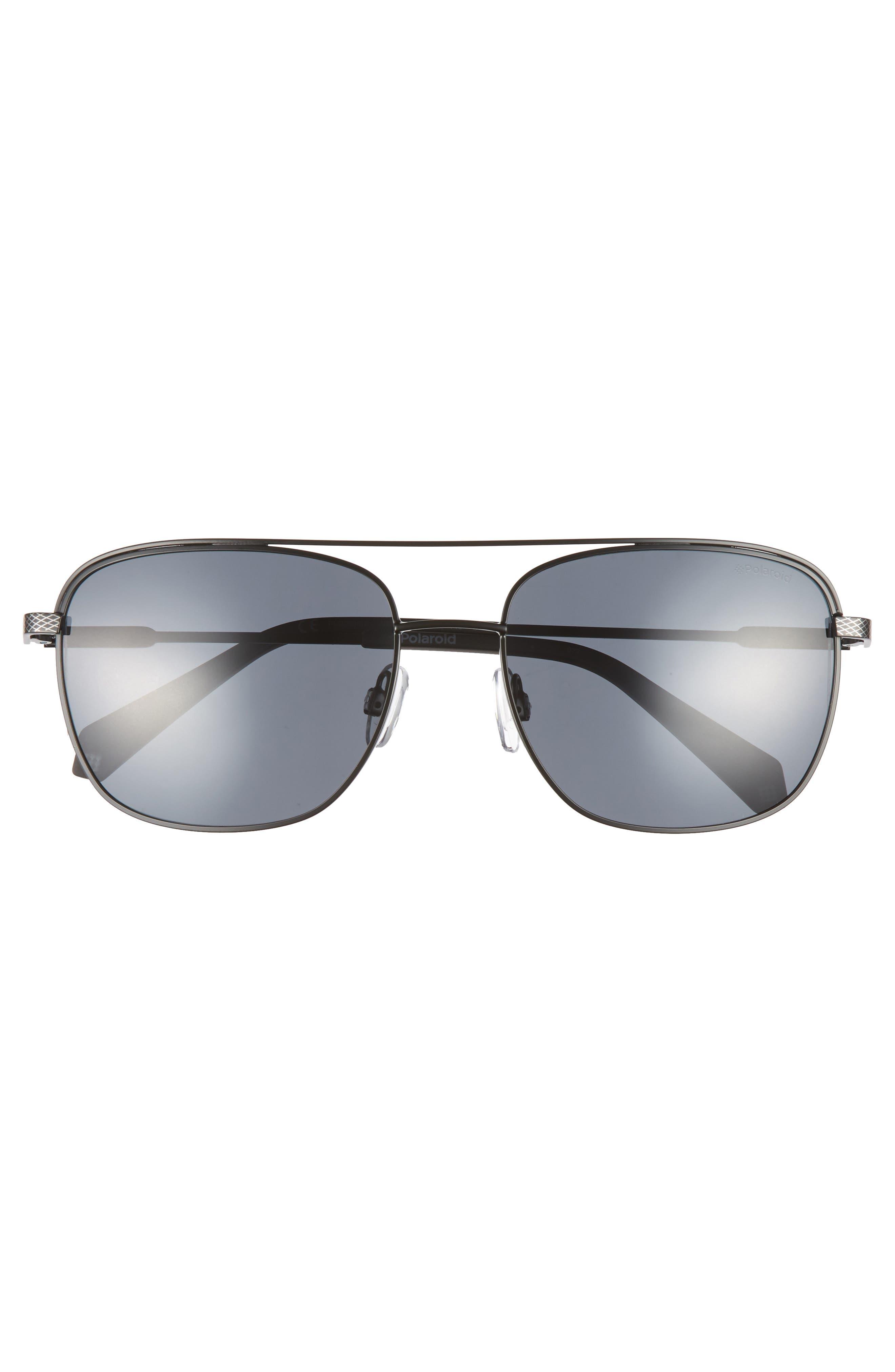 Polaroid 2056S 58mm Polarized Sunglasses,                             Alternate thumbnail 2, color,                             001