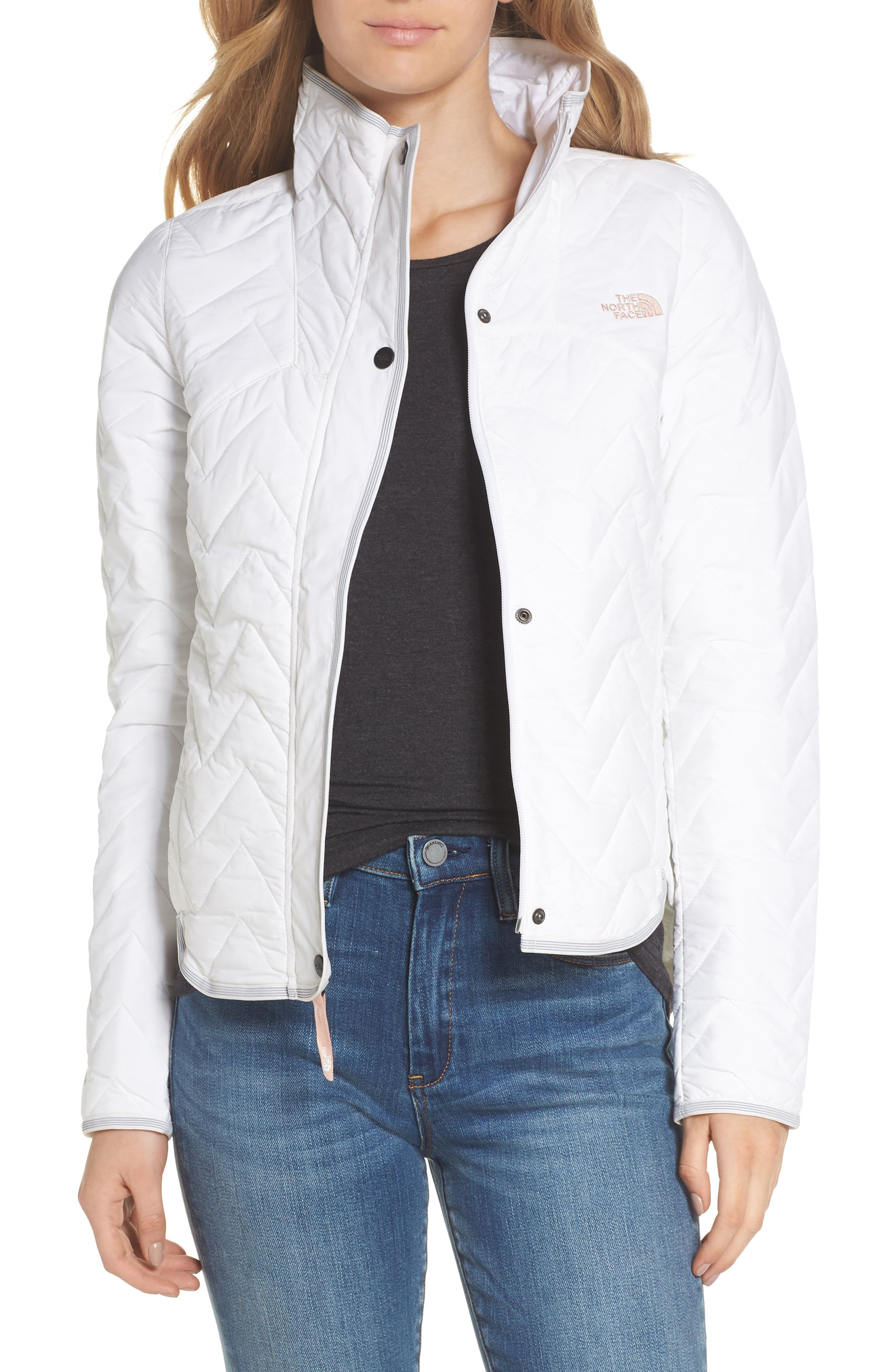 Westborough Insulated Jacket,                             Main thumbnail 1, color,                             BRIGHT WHITE