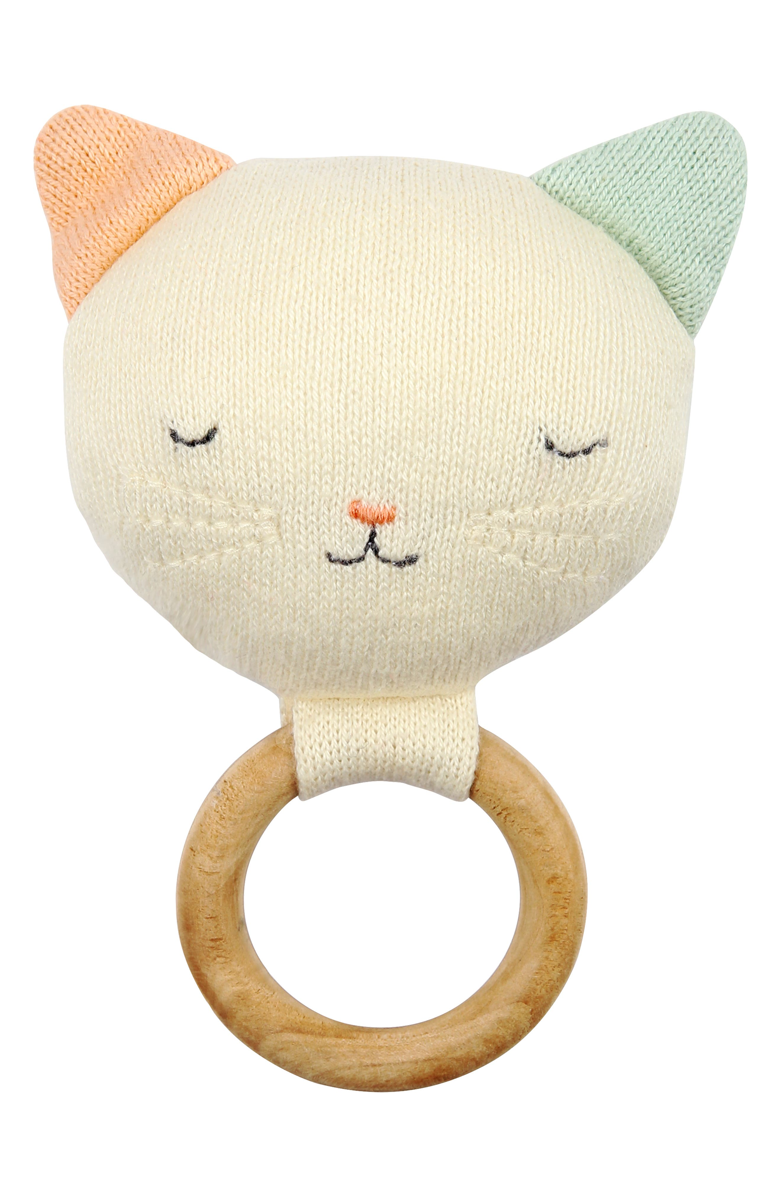 Cat Rattle,                         Main,                         color, MULTI