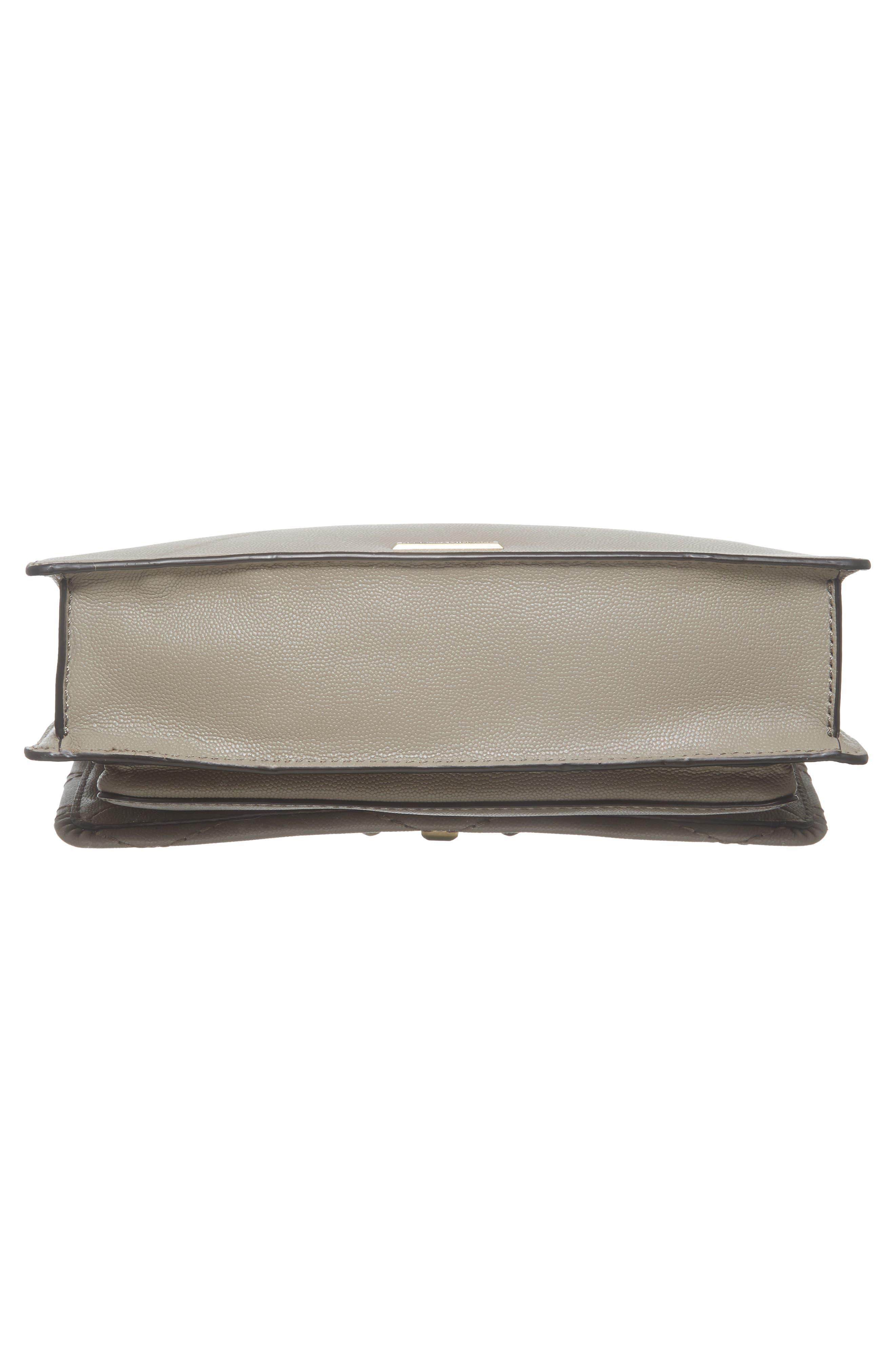 Medium Je T'aime Convertible Leather Crossbody Bag,                             Alternate thumbnail 54, color,