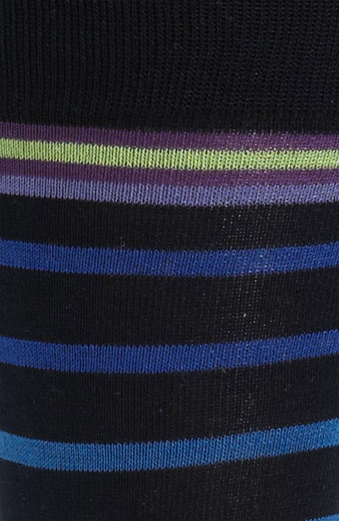 Stripe Socks,                             Alternate thumbnail 22, color,