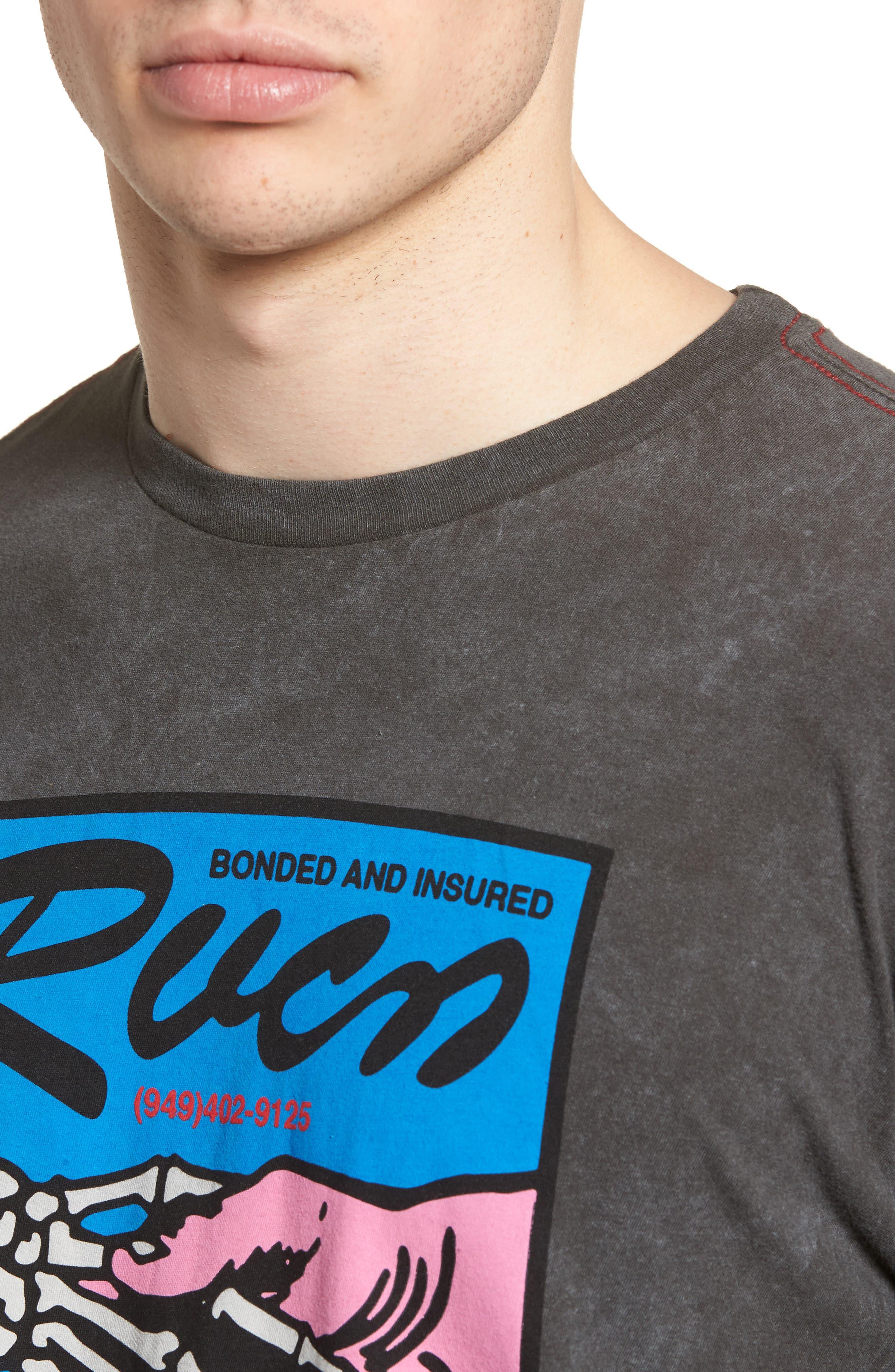 Big Deal T-Shirt,                             Alternate thumbnail 4, color,                             008