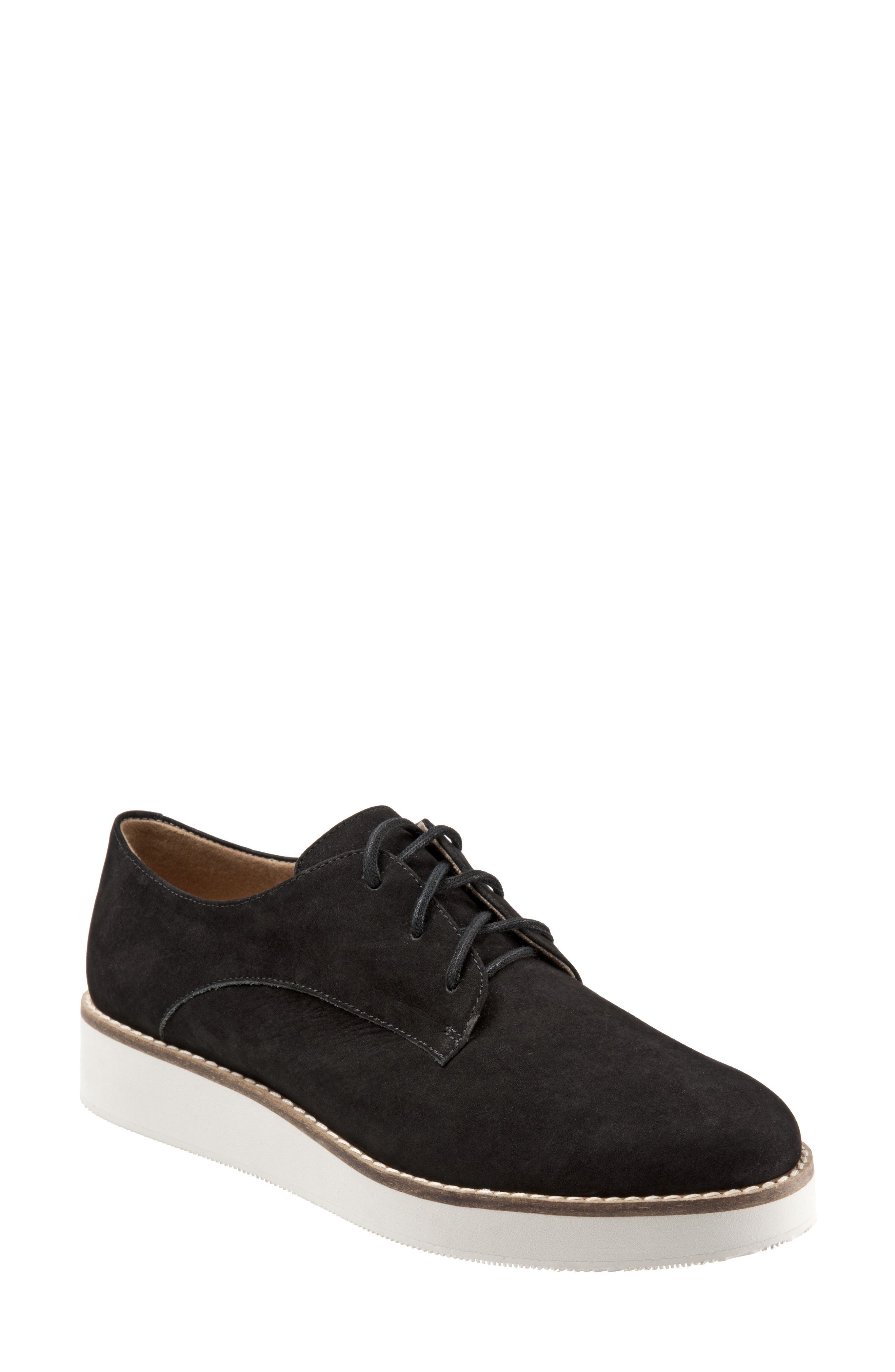 Willis Derby,                         Main,                         color, BLACK LEATHER