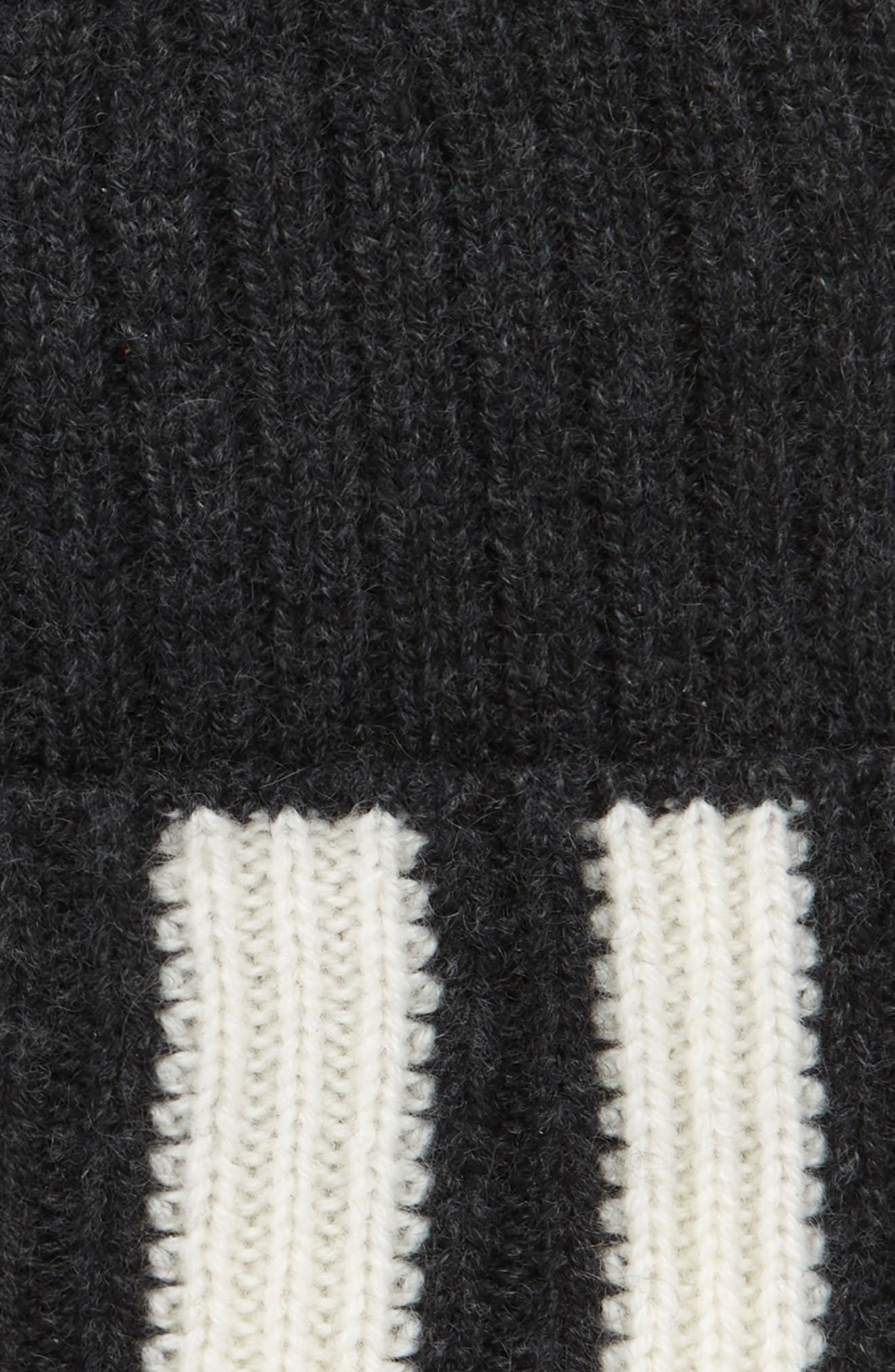 Cashmere Beanie,                             Alternate thumbnail 3, color,                             025
