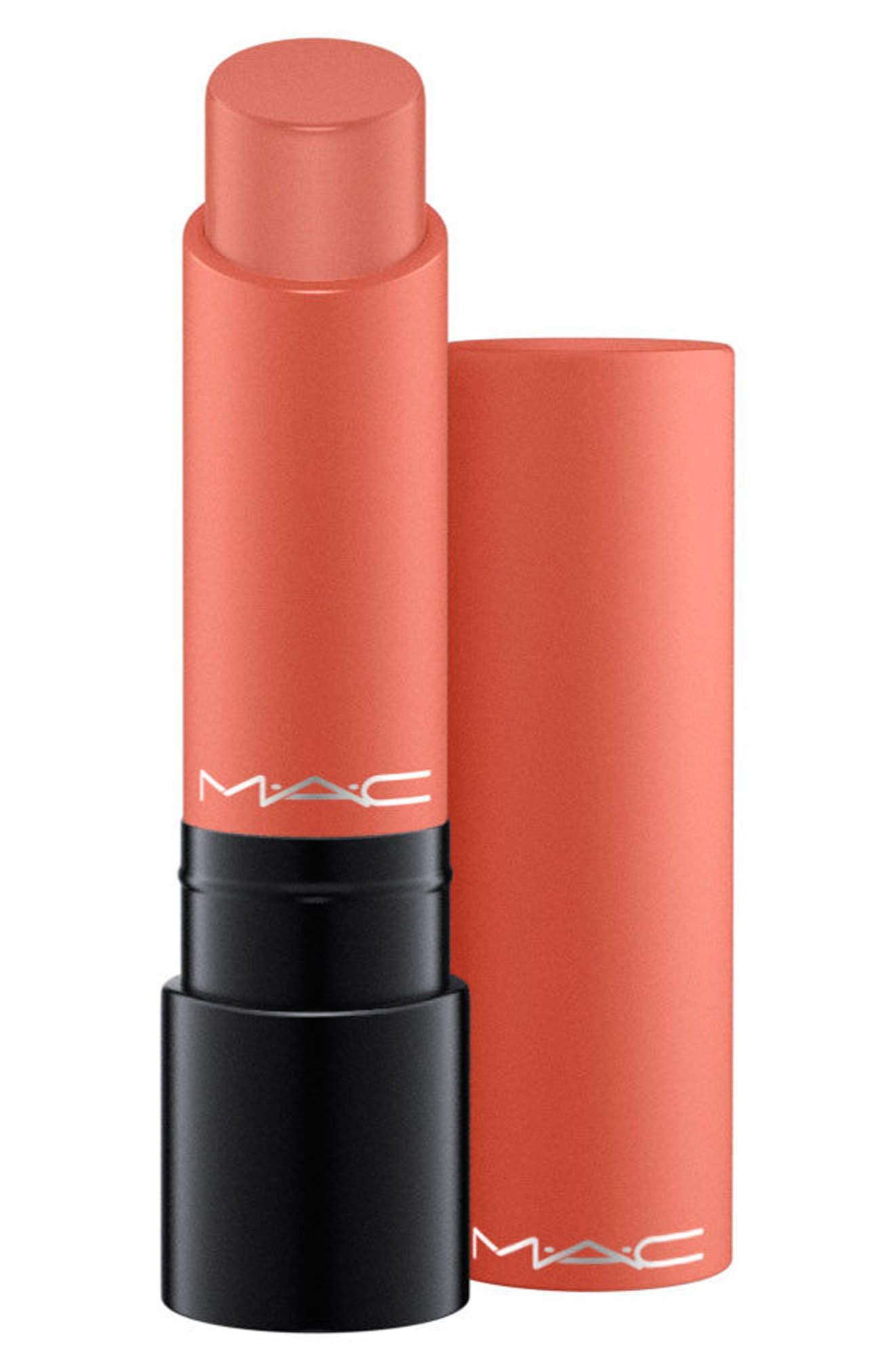 MAC Liptensity Lipstick,                         Main,                         color, DOE