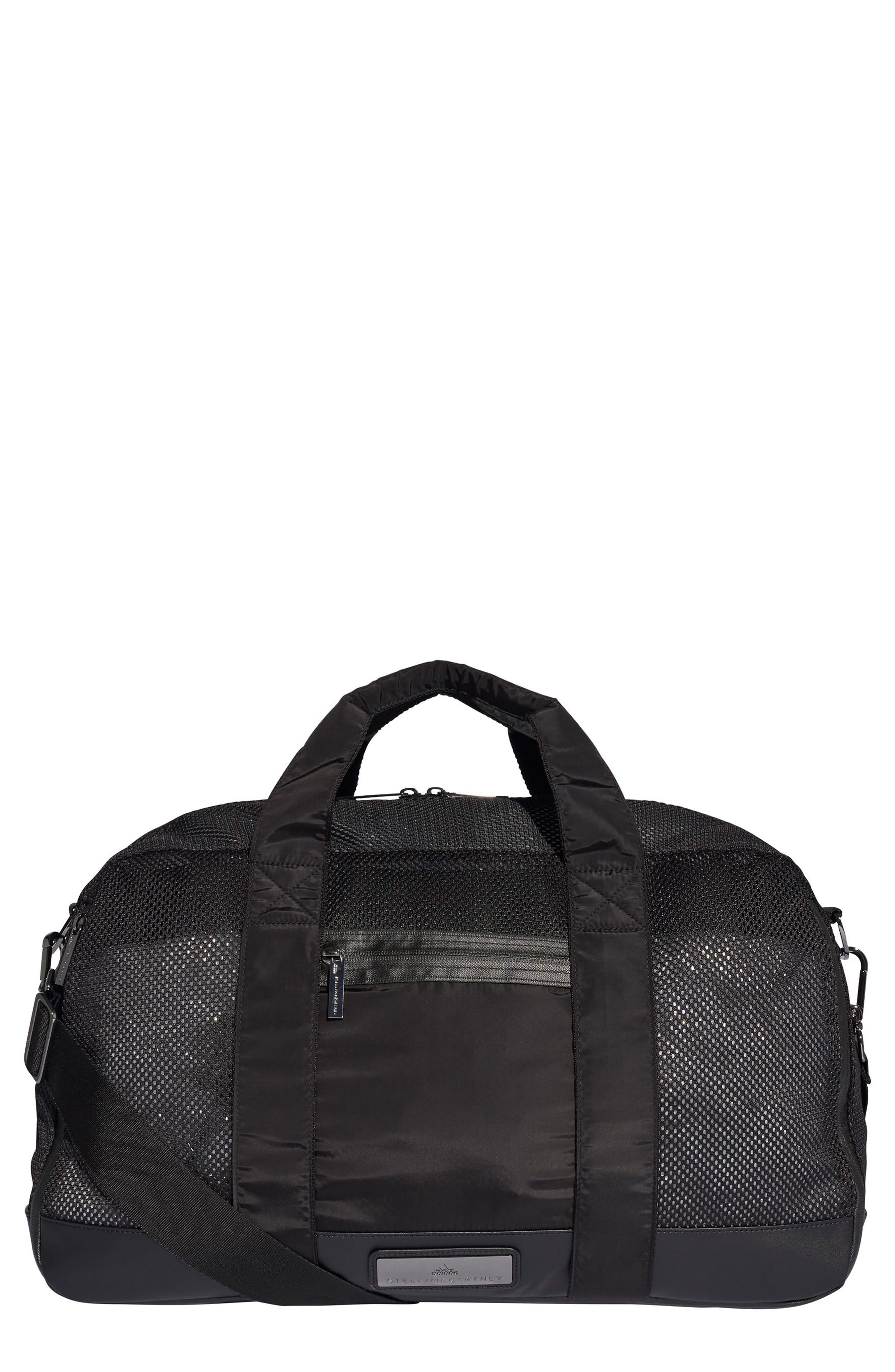 Mesh Yoga Bag,                         Main,                         color, BLACK/ BLACK
