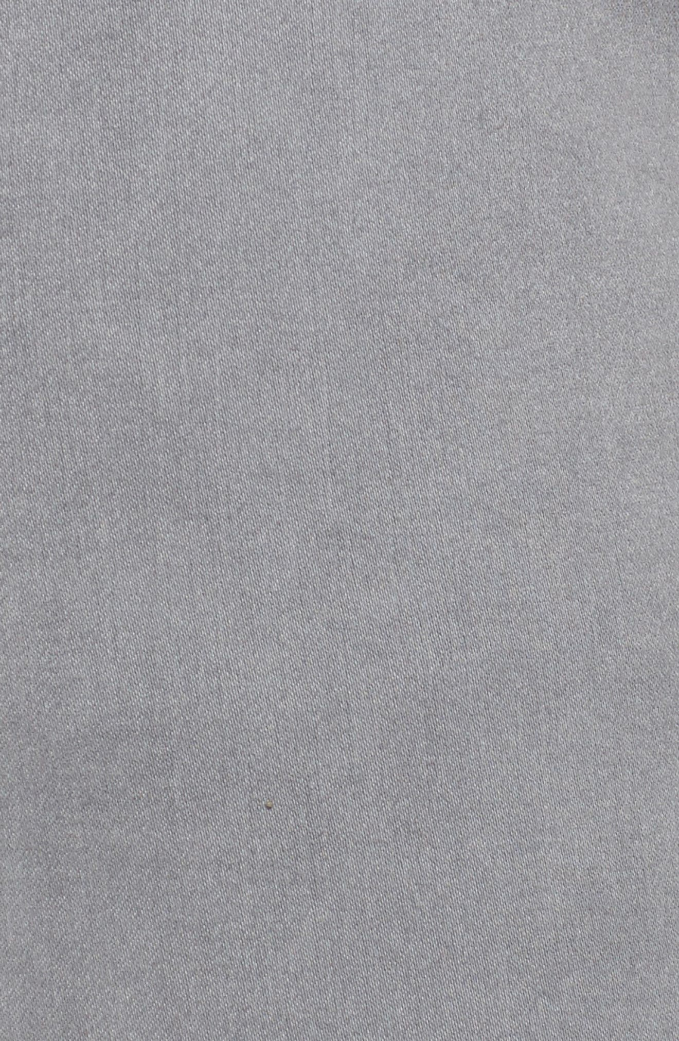 Garment Dyed Utility Skinny Pants,                             Alternate thumbnail 5, color,                             057