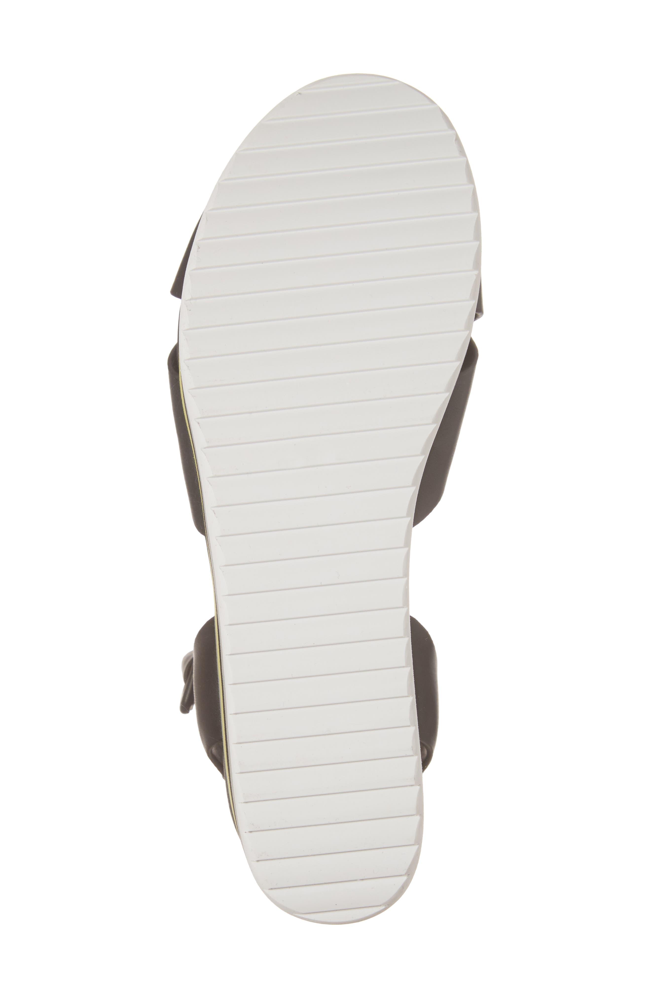Macer Cuffed Platform Sandal,                             Alternate thumbnail 6, color,                             015