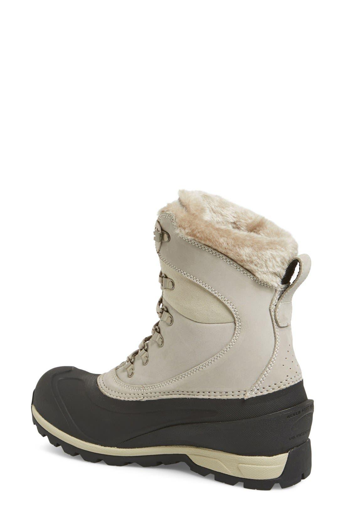 'Chilkat 400' Waterproof PrimaLoft<sup>®</sup> Insulated Boot,                             Alternate thumbnail 13, color,