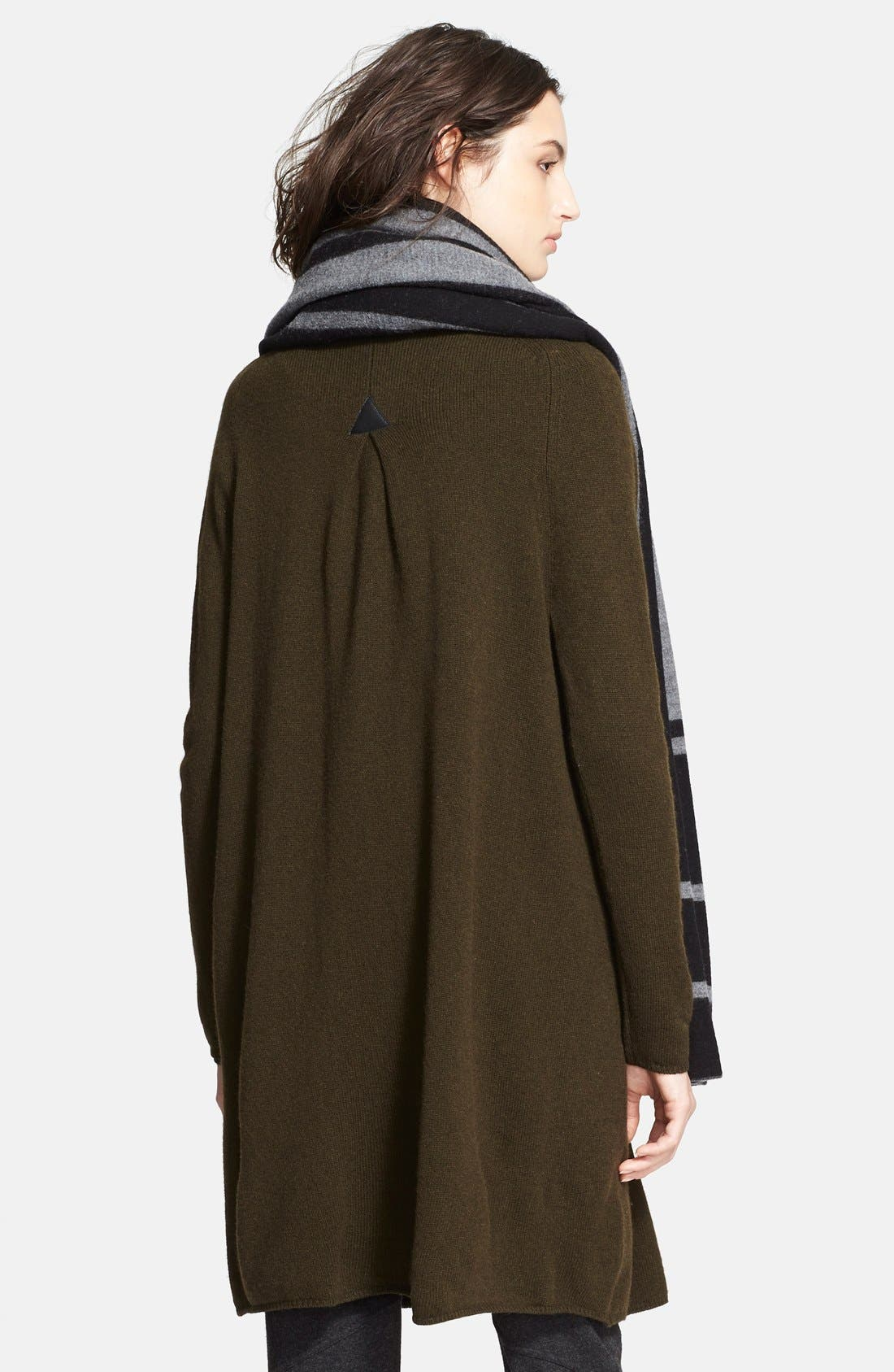 VINCE,                             Car Coat Sweater,                             Alternate thumbnail 4, color,                             303